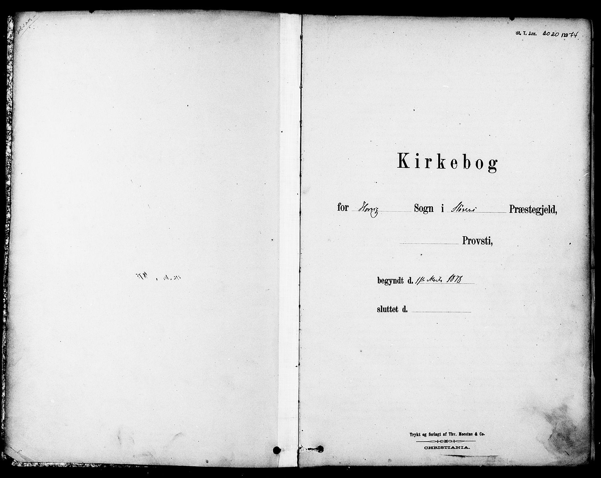 SAT, Ministerialprotokoller, klokkerbøker og fødselsregistre - Sør-Trøndelag, 692/L1105: Ministerialbok nr. 692A05, 1878-1890
