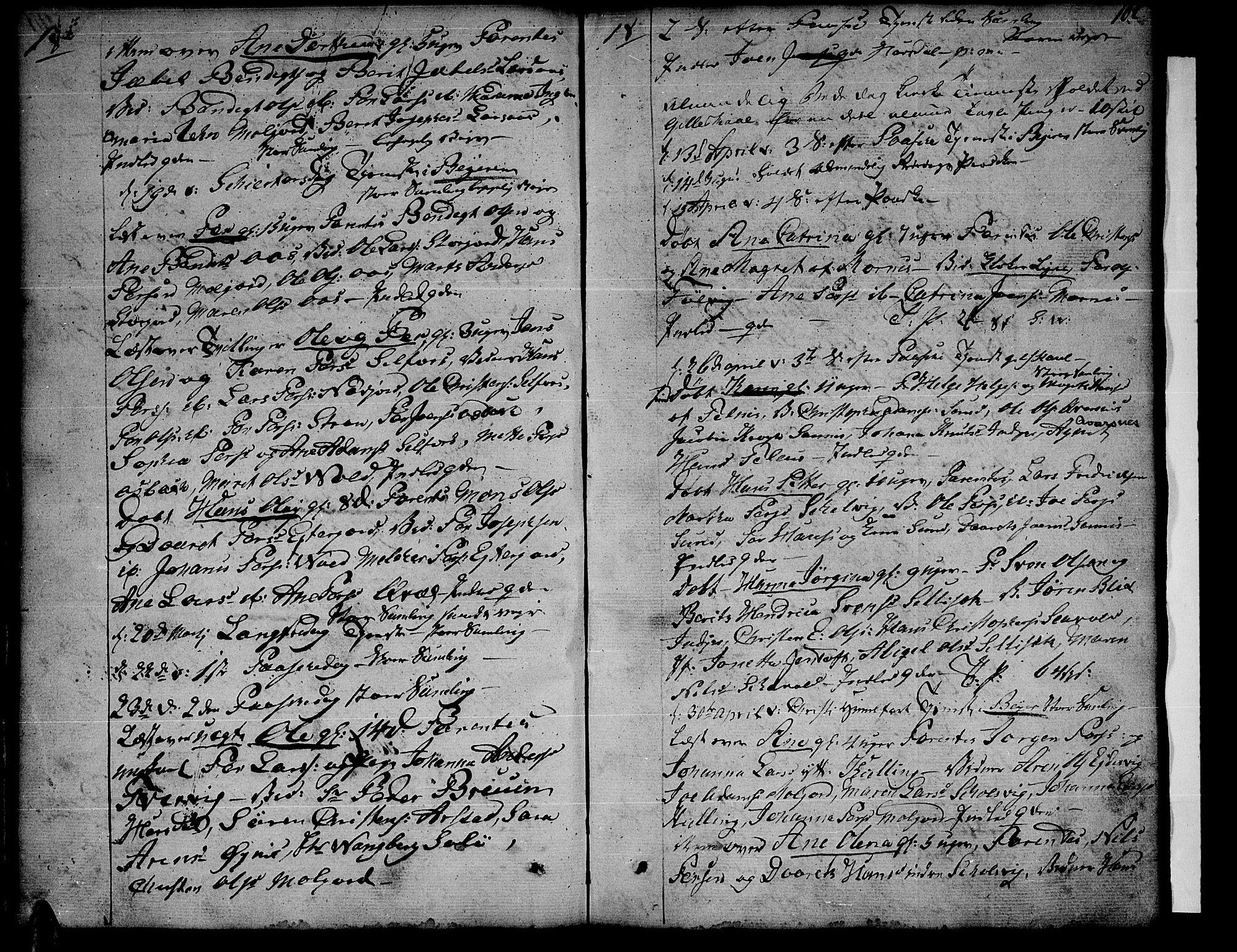 SAT, Ministerialprotokoller, klokkerbøker og fødselsregistre - Nordland, 805/L0095: Ministerialbok nr. 805A02, 1805-1826, s. 102