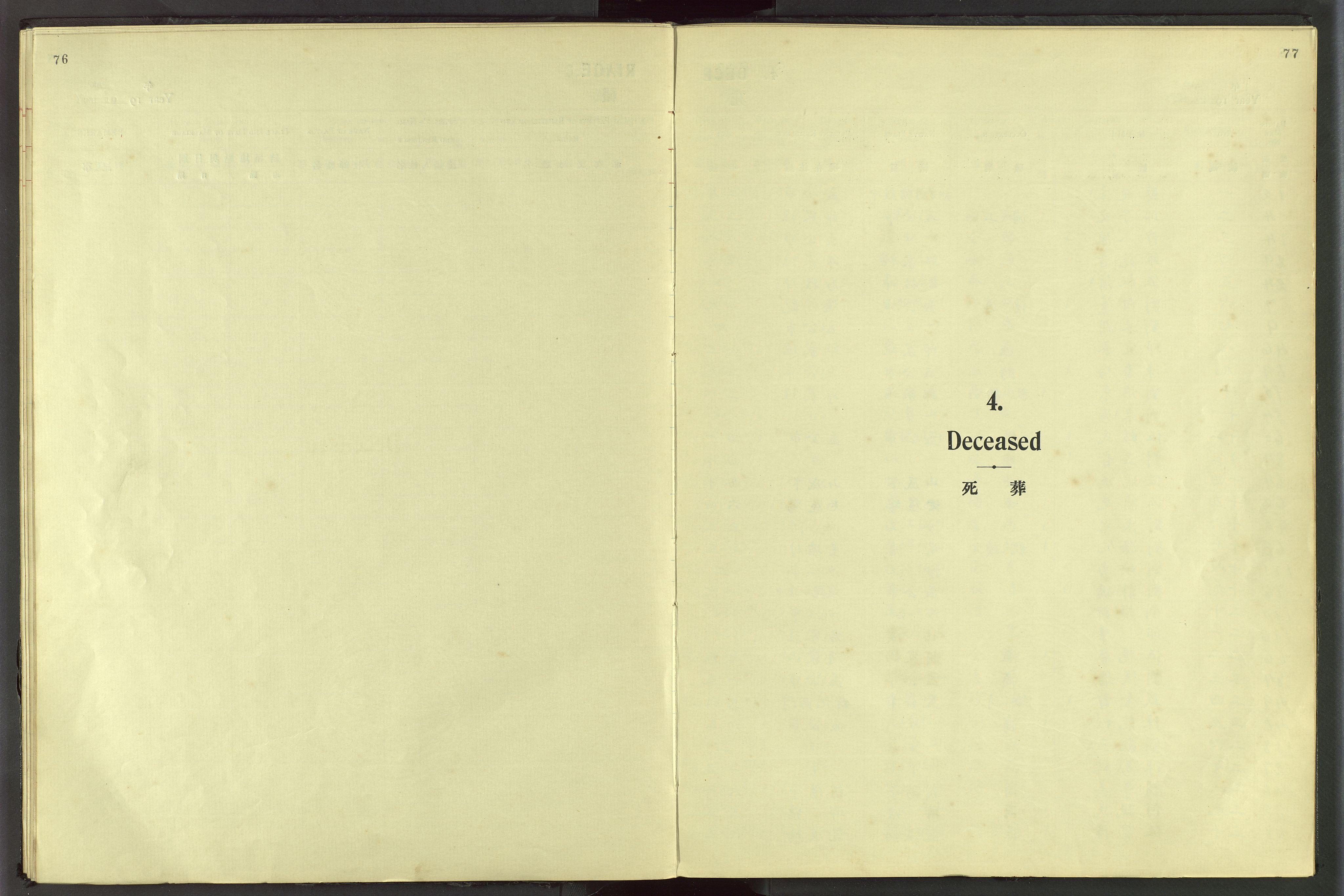VID, Det Norske Misjonsselskap - utland - Kina (Hunan), Dm/L0056: Ministerialbok nr. 94, 1915-1948, s. 76-77