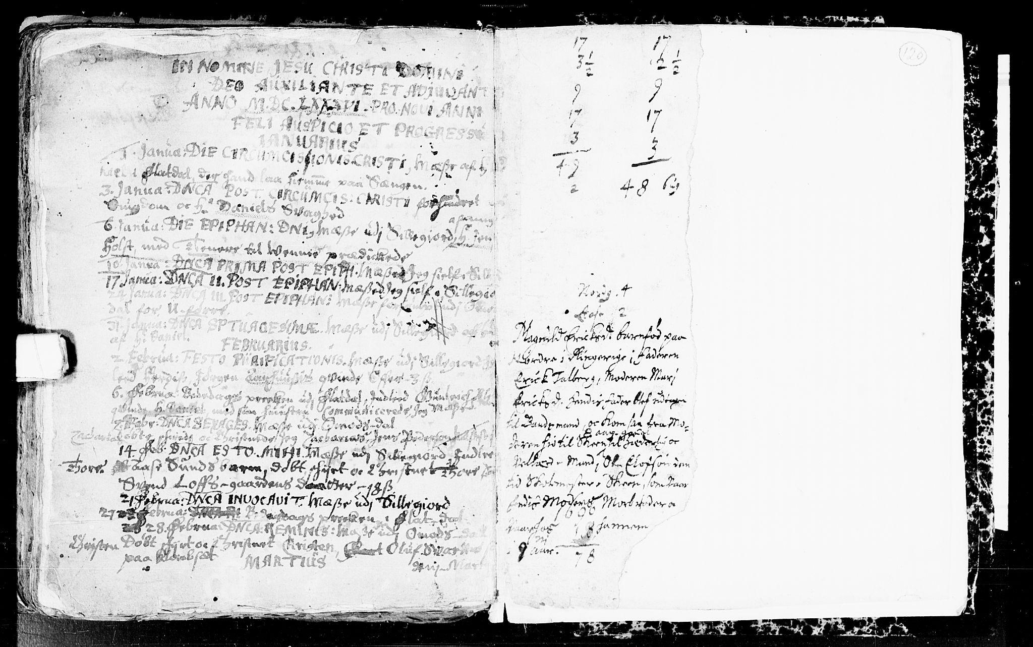 SAKO, Seljord kirkebøker, F/Fa/L0001: Ministerialbok nr. I 1, 1654-1686, s. 120