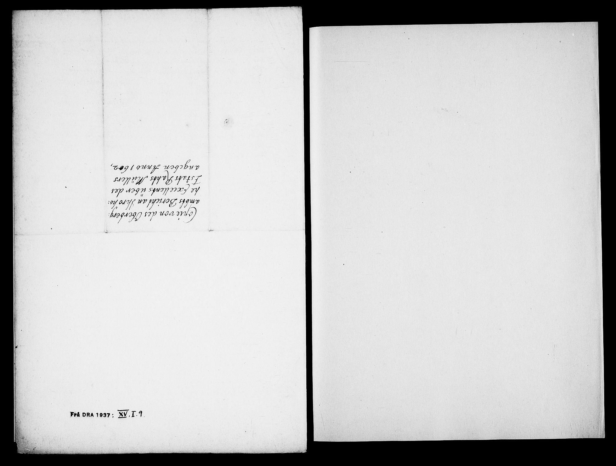 RA, Danske Kanselli, Skapsaker, G/L0019: Tillegg til skapsakene, 1616-1753, s. 205
