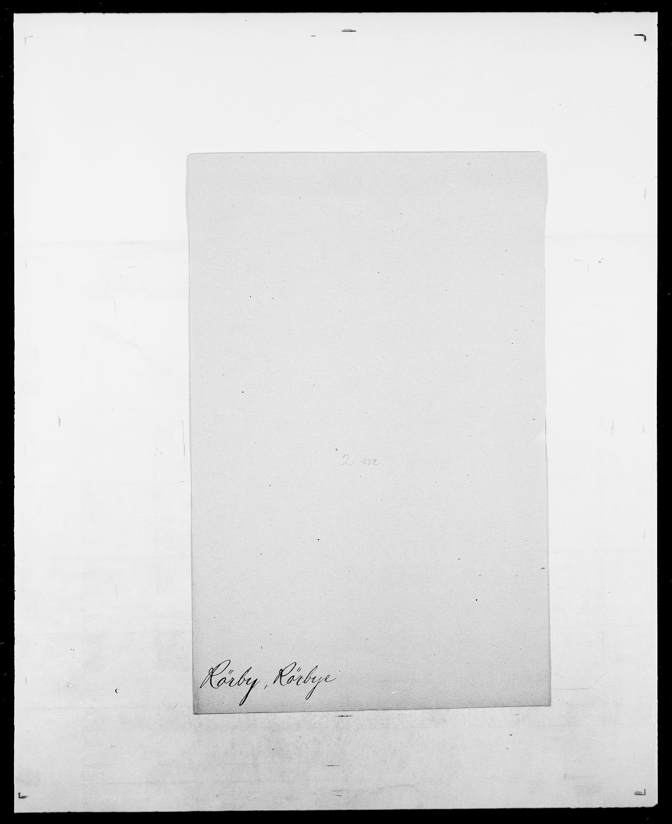 SAO, Delgobe, Charles Antoine - samling, D/Da/L0033: Roald - Røyem, s. 796
