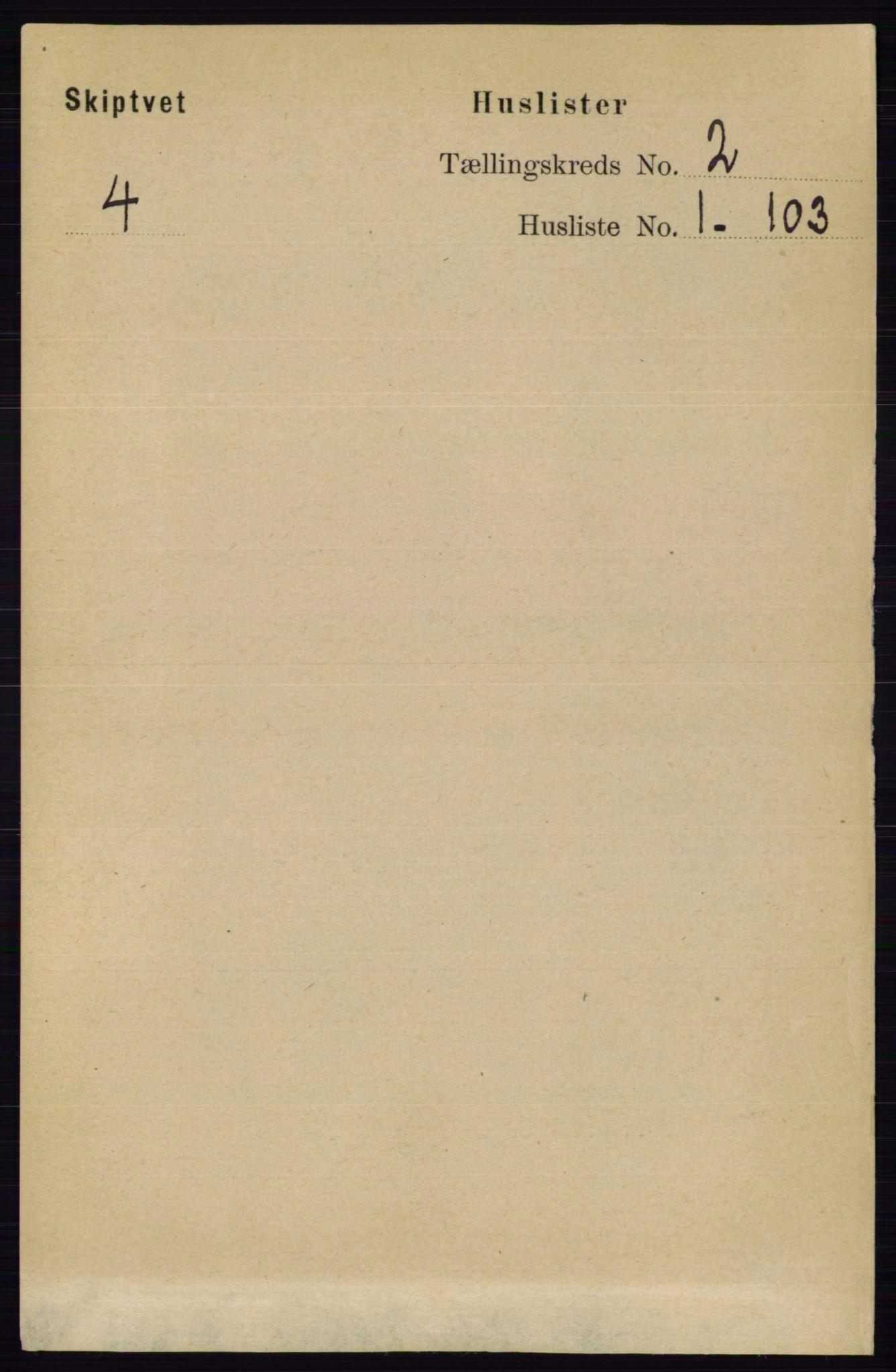 RA, Folketelling 1891 for 0127 Skiptvet herred, 1891, s. 466