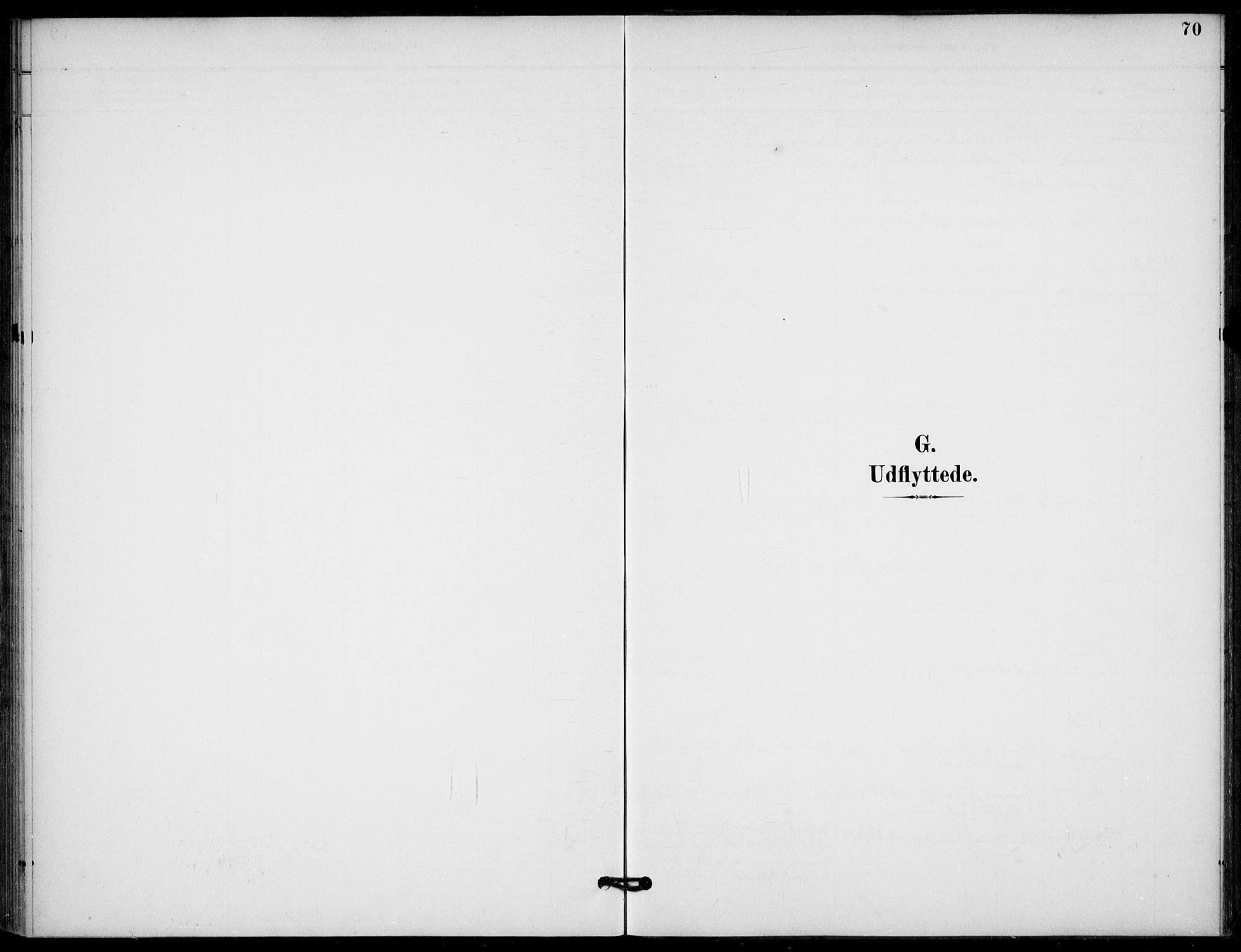 SAKO, Lunde kirkebøker, F/Fb/L0004: Ministerialbok nr. II 4, 1892-1907, s. 70
