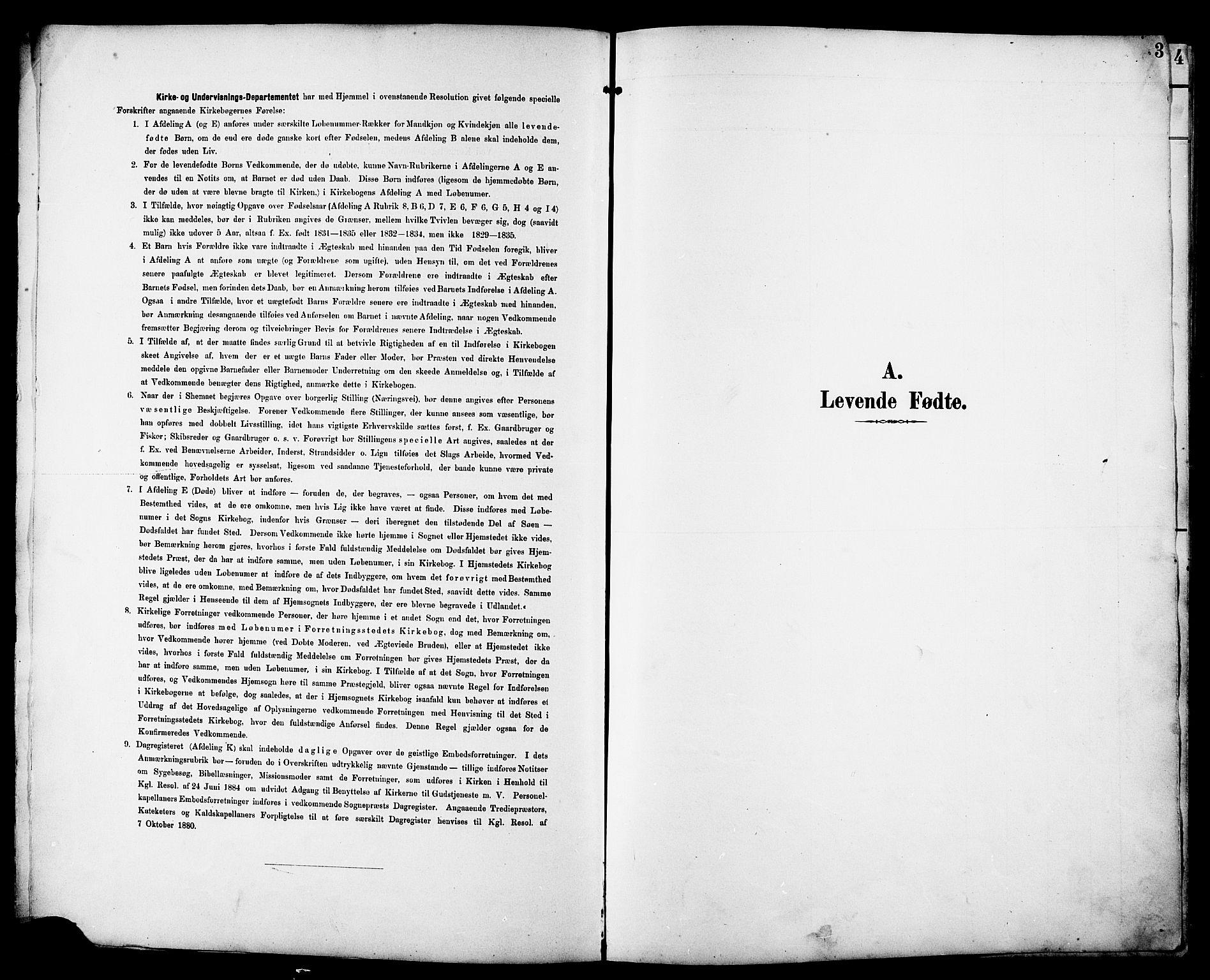 SAT, Ministerialprotokoller, klokkerbøker og fødselsregistre - Sør-Trøndelag, 692/L1111: Klokkerbok nr. 692C06, 1890-1904, s. 3