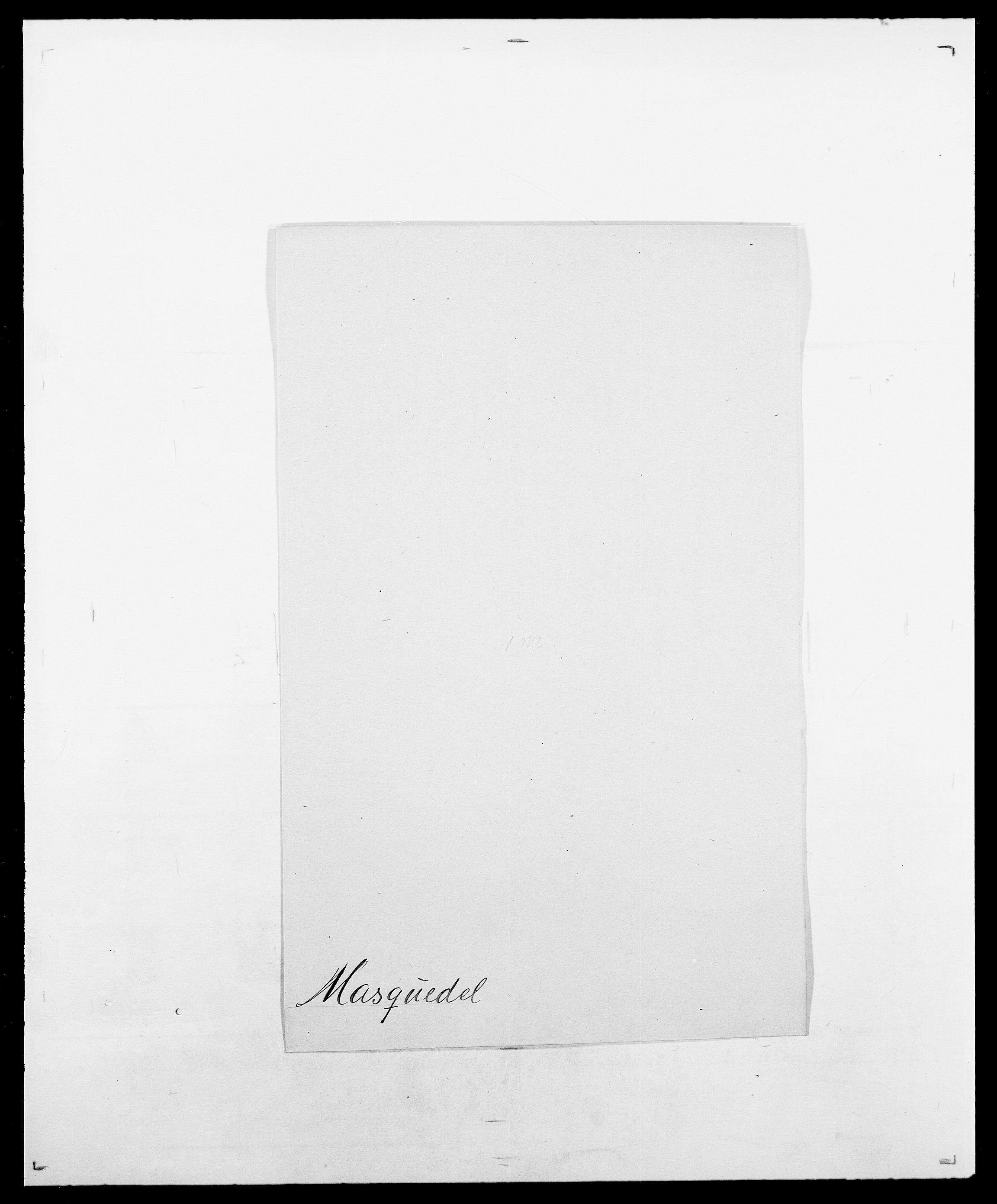 SAO, Delgobe, Charles Antoine - samling, D/Da/L0025: Løberg - Mazar, s. 504