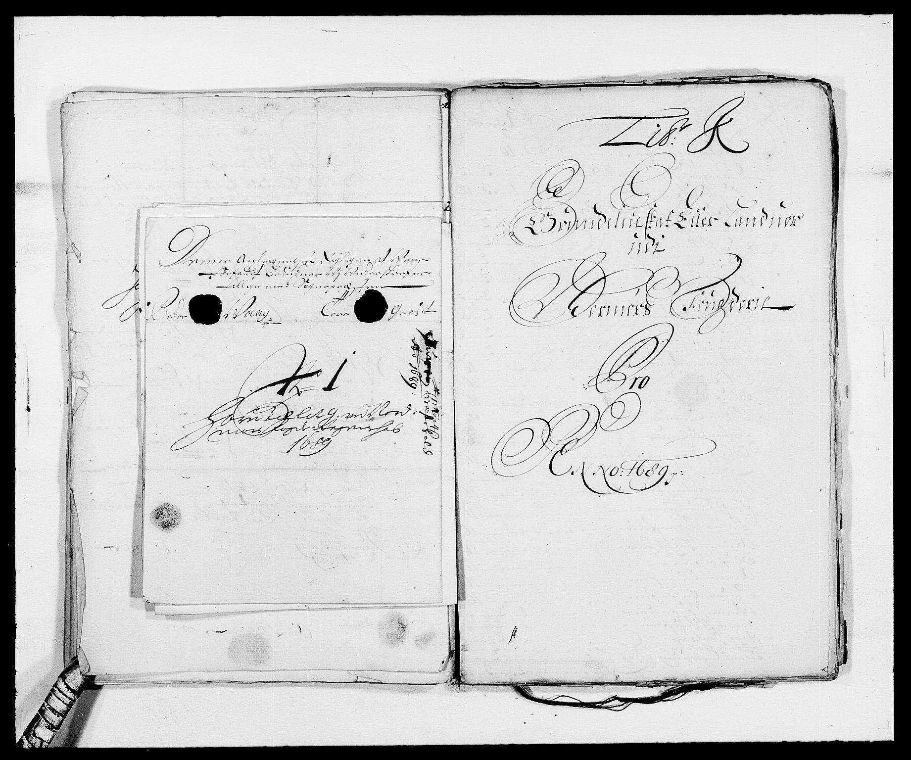 RA, Rentekammeret inntil 1814, Reviderte regnskaper, Fogderegnskap, R56/L3733: Fogderegnskap Nordmøre, 1687-1689, s. 433