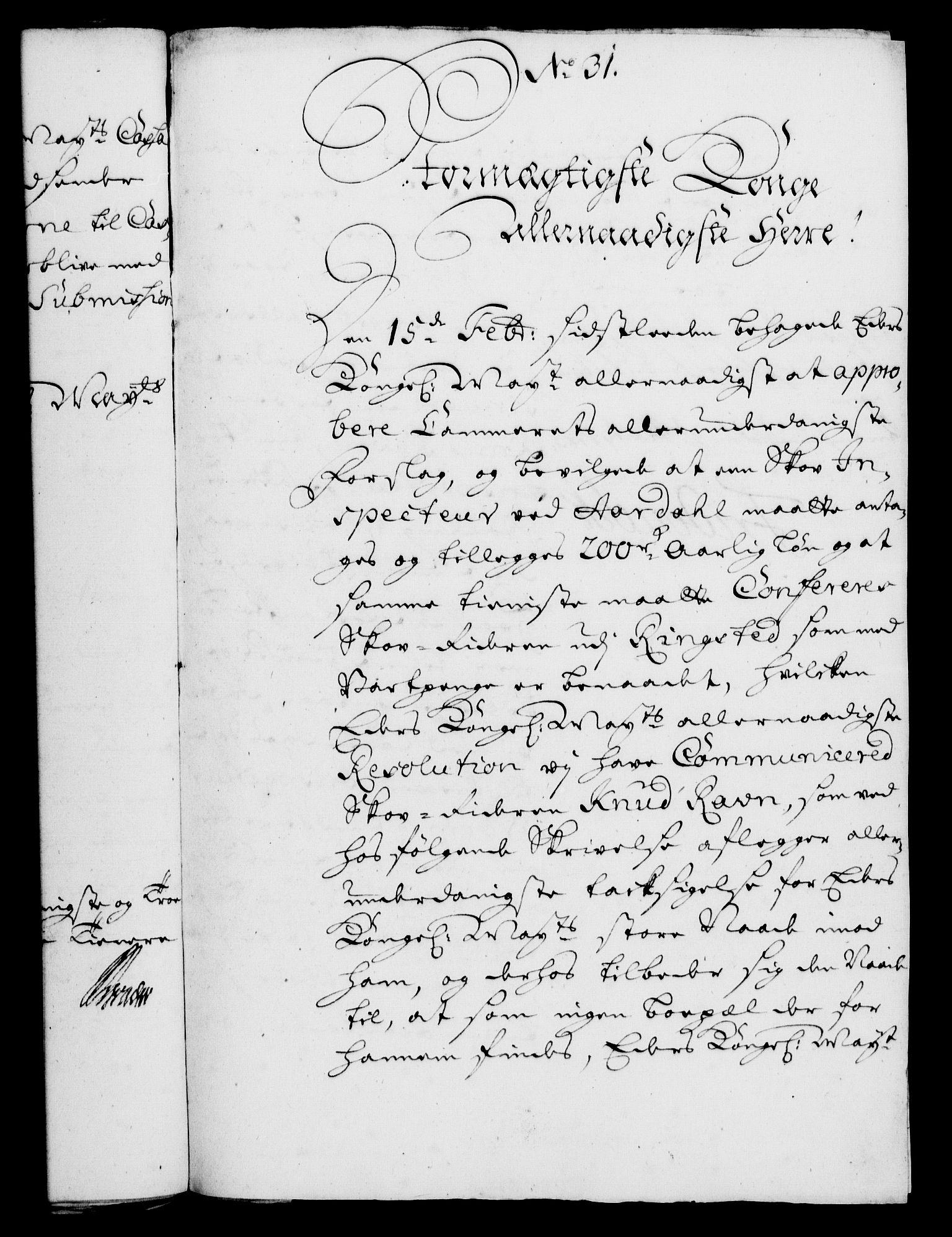RA, Rentekammeret, Kammerkanselliet, G/Gf/Gfa/L0006: Norsk relasjons- og resolusjonsprotokoll (merket RK 52.6), 1723, s. 261