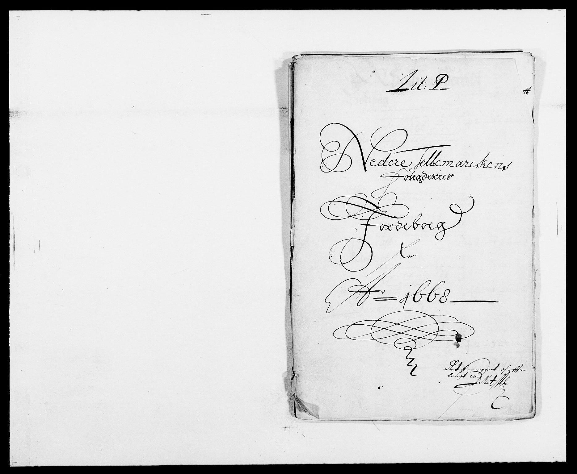RA, Rentekammeret inntil 1814, Reviderte regnskaper, Fogderegnskap, R35/L2058: Fogderegnskap Øvre og Nedre Telemark, 1668-1670, s. 277