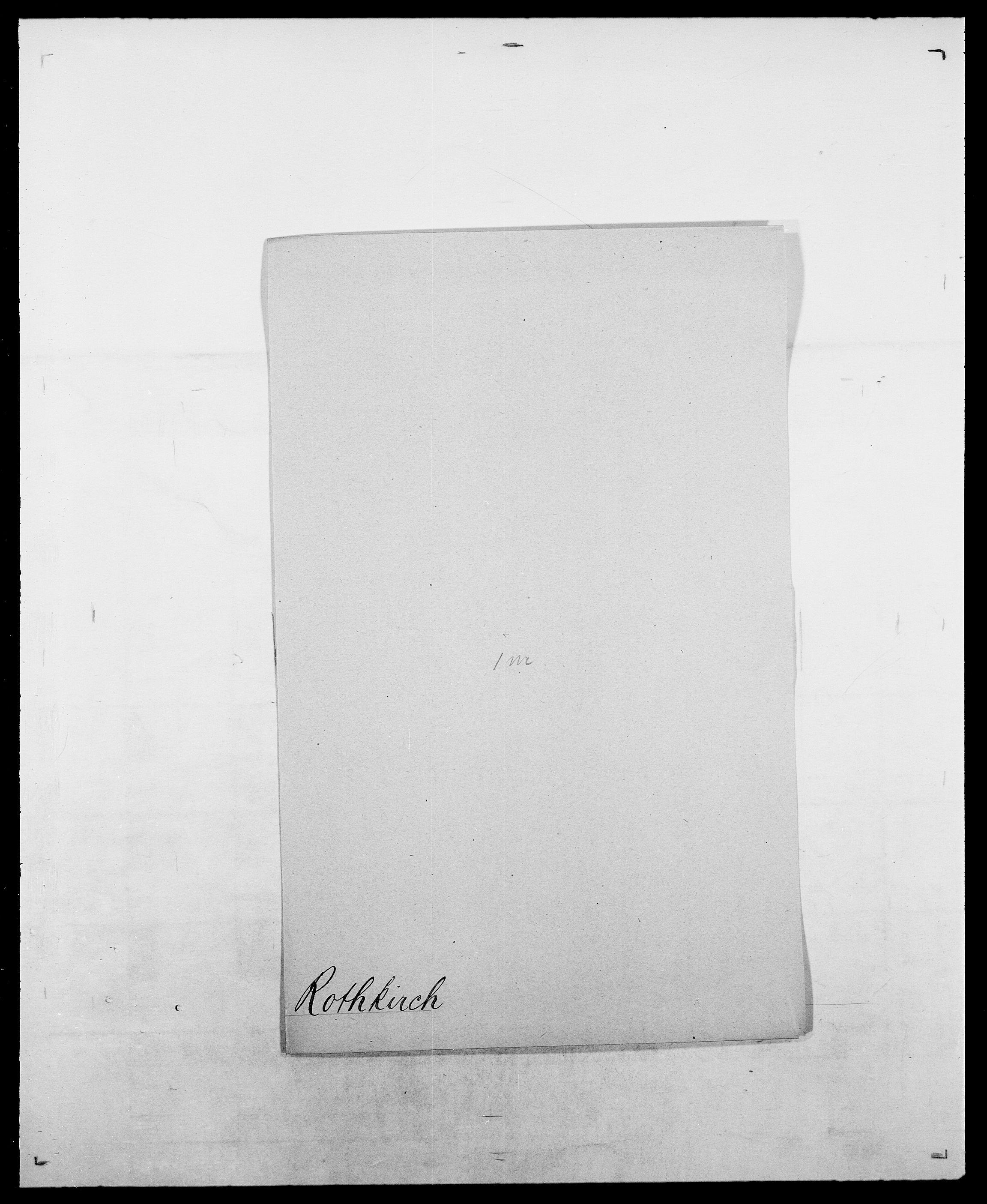 SAO, Delgobe, Charles Antoine - samling, D/Da/L0033: Roald - Røyem, s. 393