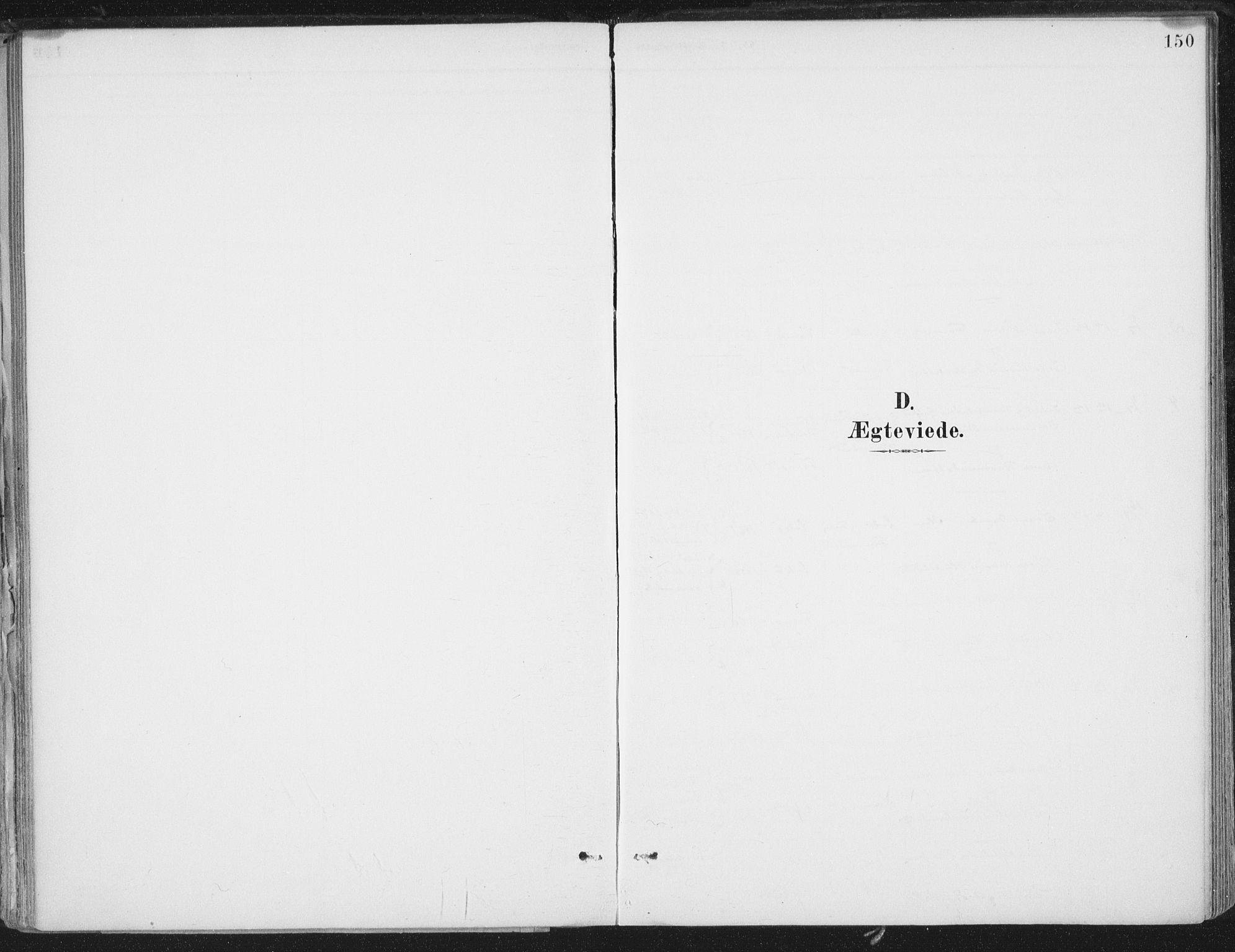 SAT, Ministerialprotokoller, klokkerbøker og fødselsregistre - Nord-Trøndelag, 786/L0687: Ministerialbok nr. 786A03, 1888-1898, s. 150