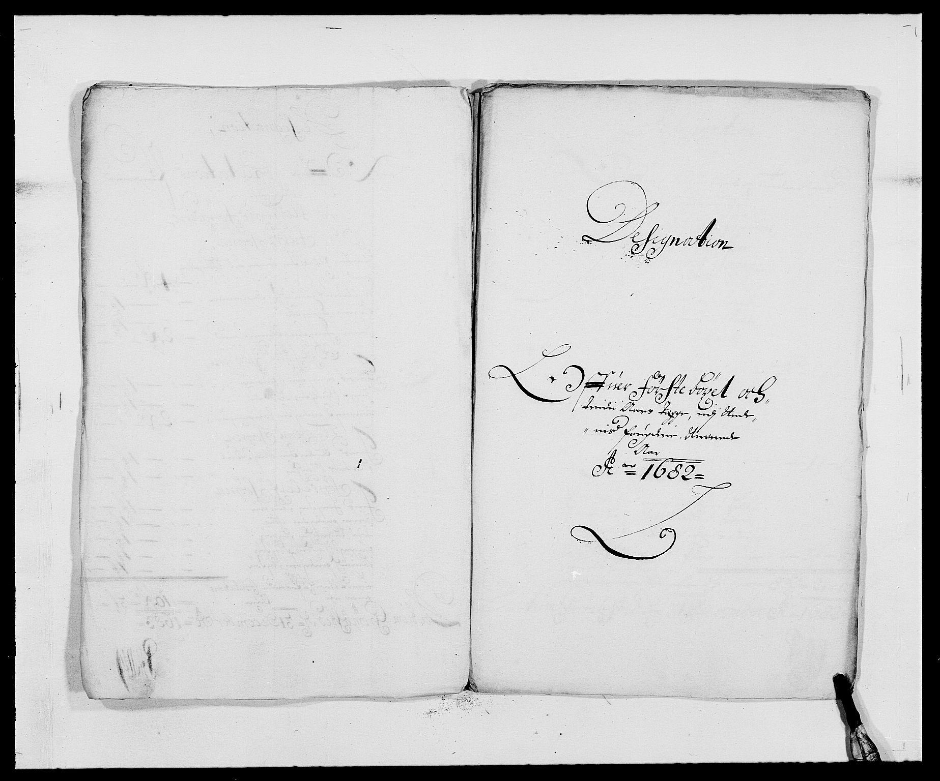 RA, Rentekammeret inntil 1814, Reviderte regnskaper, Fogderegnskap, R39/L2304: Fogderegnskap Nedenes, 1680-1682, s. 406