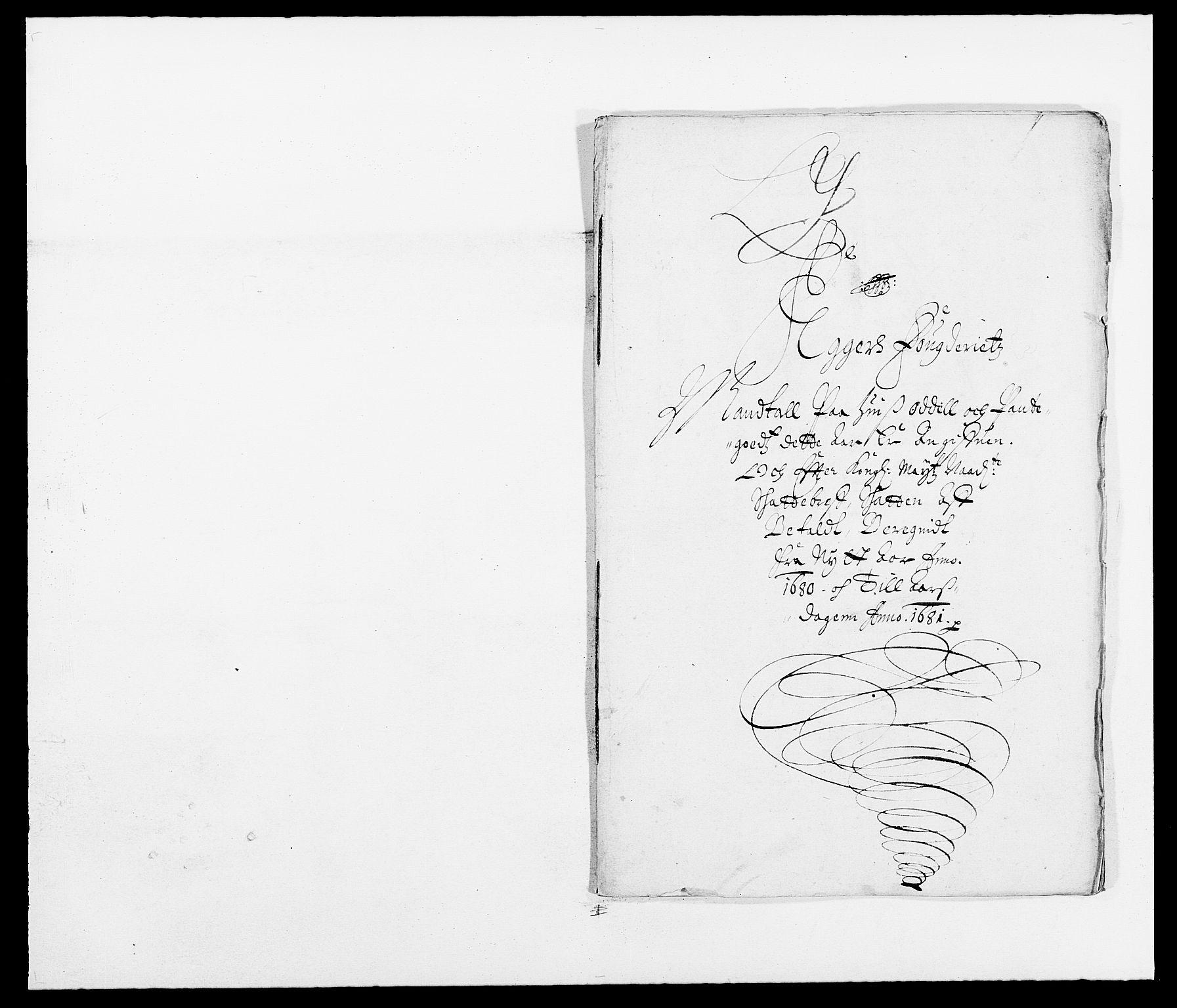 RA, Rentekammeret inntil 1814, Reviderte regnskaper, Fogderegnskap, R08/L0417: Fogderegnskap Aker, 1678-1681, s. 129