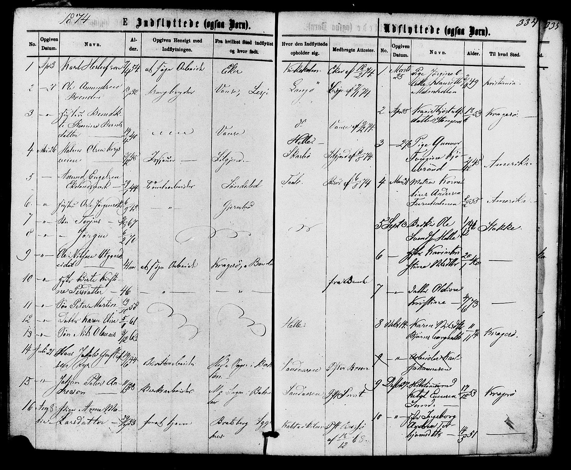 SAKO, Skåtøy kirkebøker, F/Fa/L0001: Ministerialbok nr. I 1, 1874-1883, s. 334