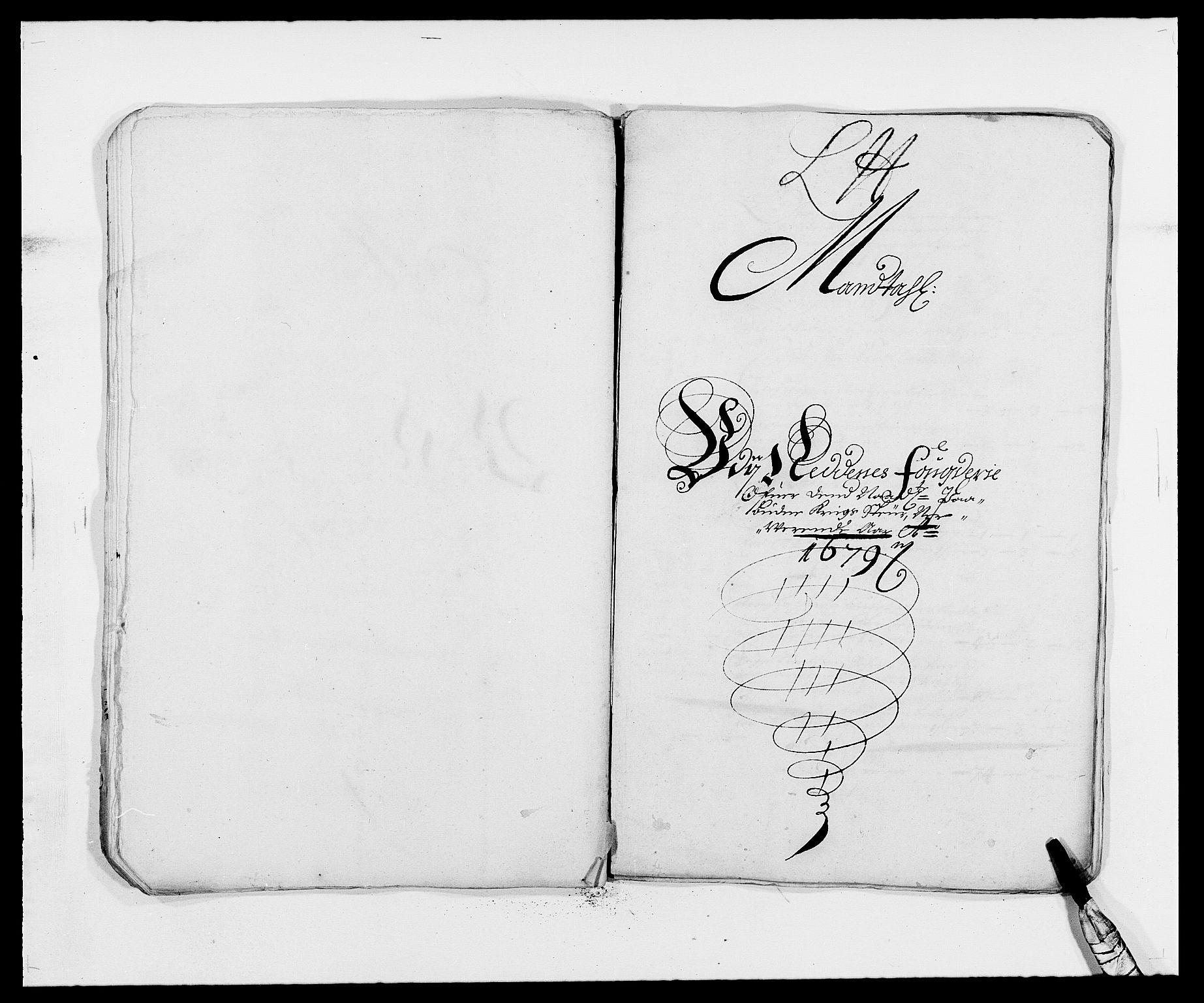 RA, Rentekammeret inntil 1814, Reviderte regnskaper, Fogderegnskap, R39/L2303: Fogderegnskap Nedenes, 1679, s. 132