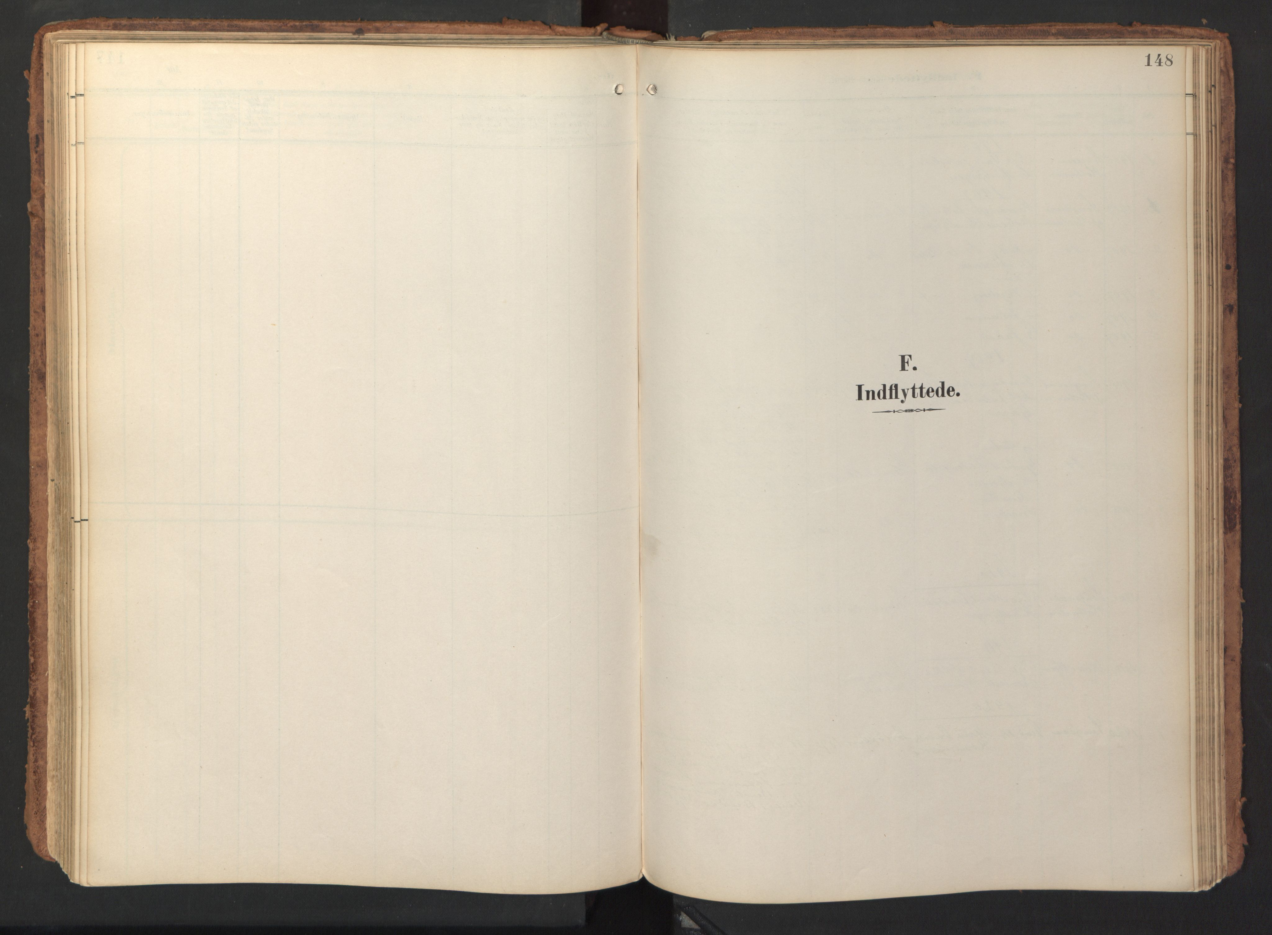 SAT, Ministerialprotokoller, klokkerbøker og fødselsregistre - Sør-Trøndelag, 690/L1050: Ministerialbok nr. 690A01, 1889-1929, s. 148