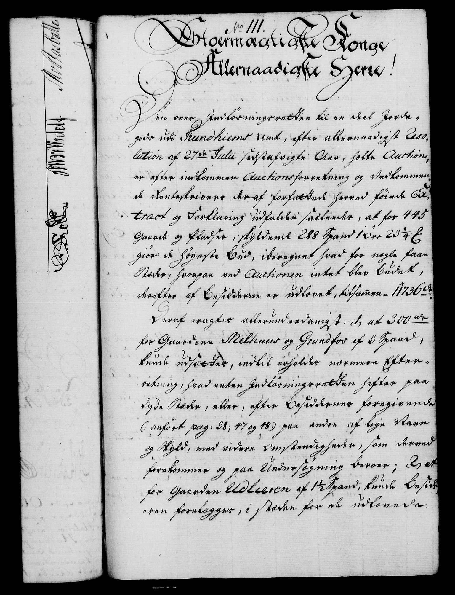 RA, Rentekammeret, Kammerkanselliet, G/Gf/Gfa/L0040: Norsk relasjons- og resolusjonsprotokoll (merket RK 52.40), 1758, s. 604