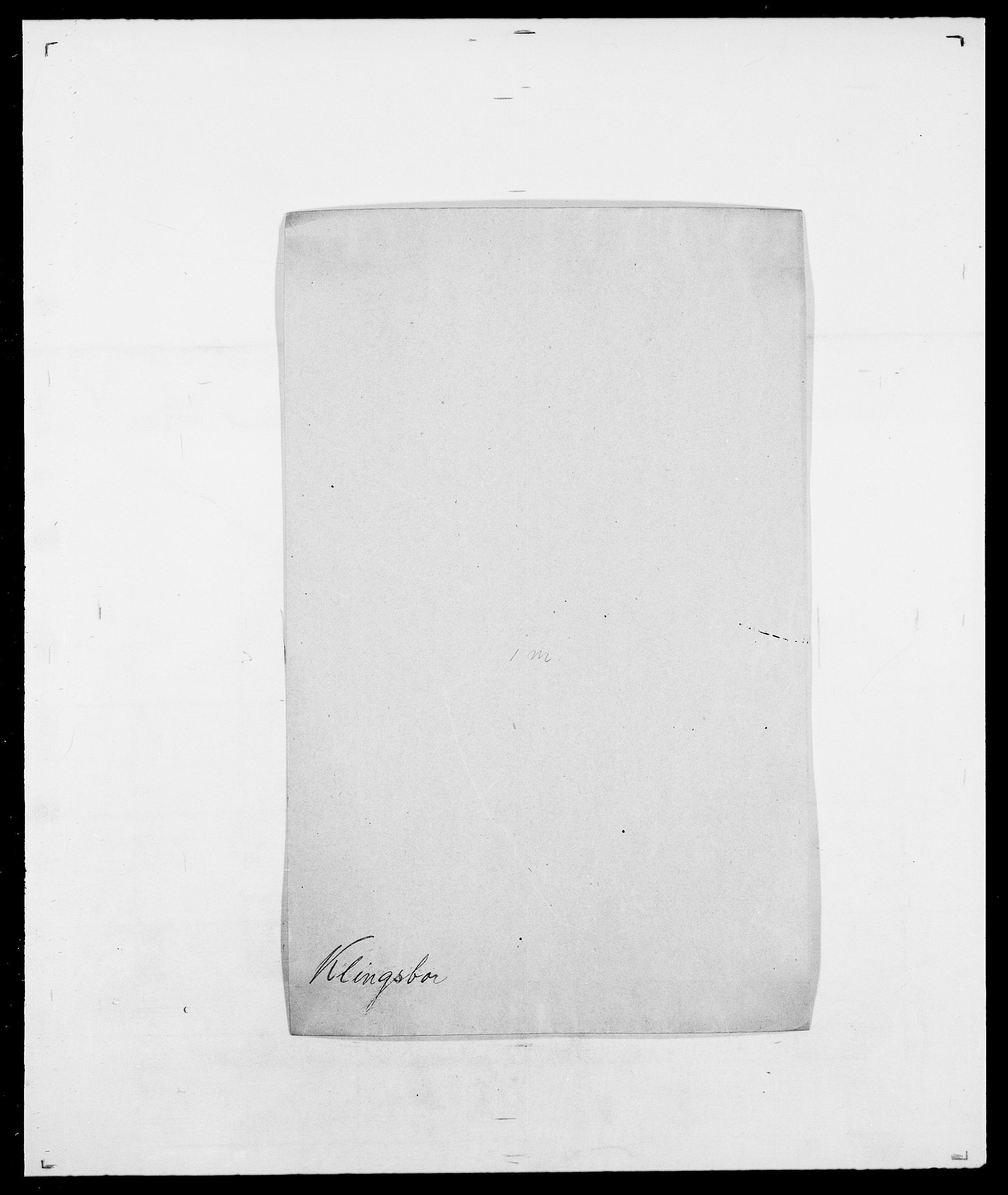 SAO, Delgobe, Charles Antoine - samling, D/Da/L0021: Klagenberg - Kristoft, s. 130