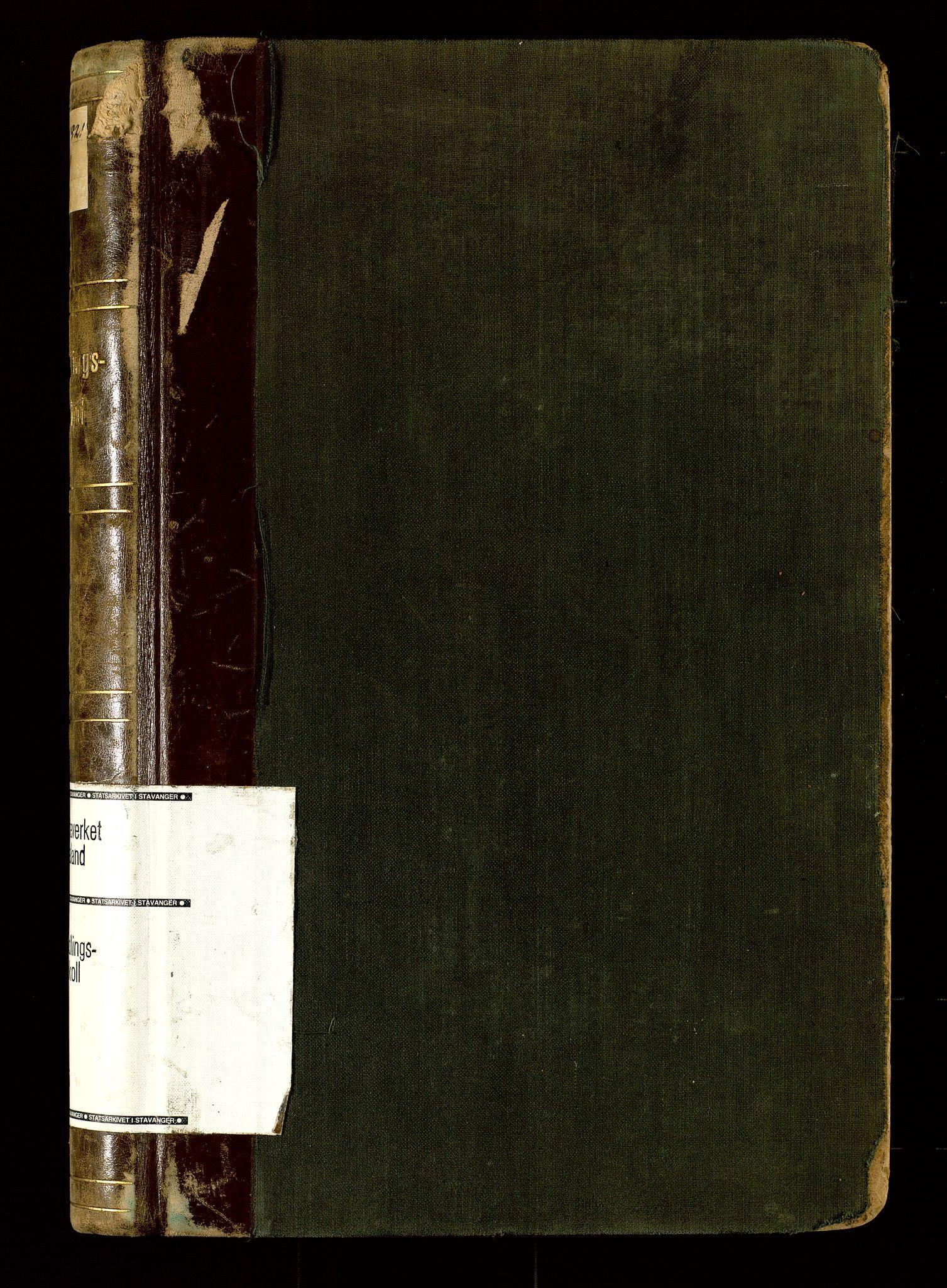 SAST, Rogaland jordskifterett, Oa/L0076: Forhandlingsprotokoll, 1919-1921
