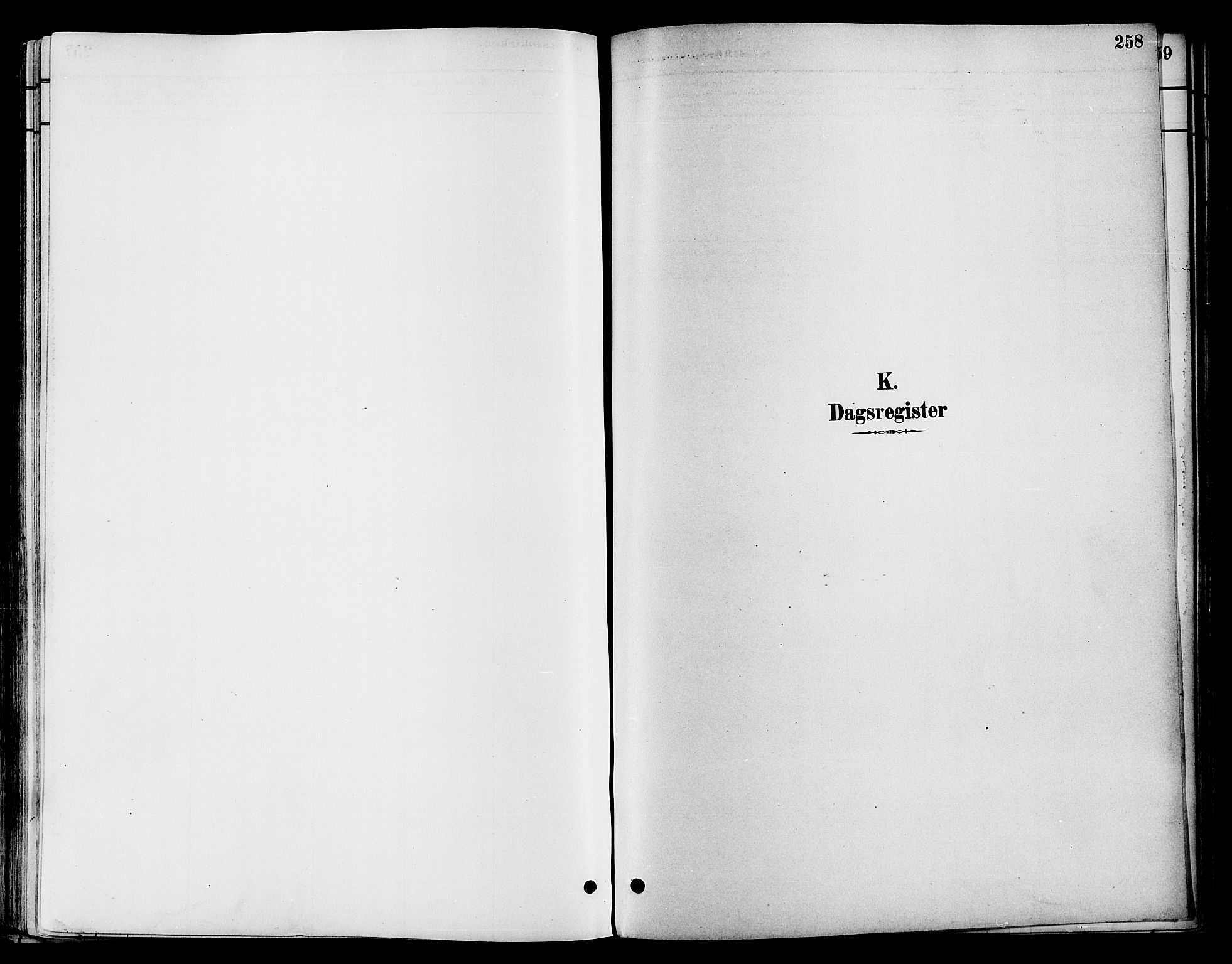 SAH, Østre Toten prestekontor, Ministerialbok nr. 7, 1881-1896, s. 258