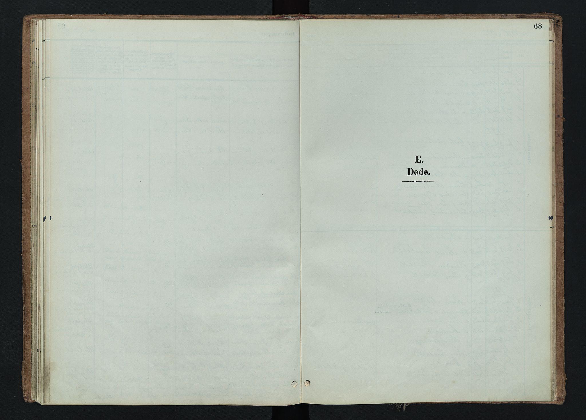SAH, Nord-Aurdal prestekontor, Ministerialbok nr. 15, 1896-1914, s. 68