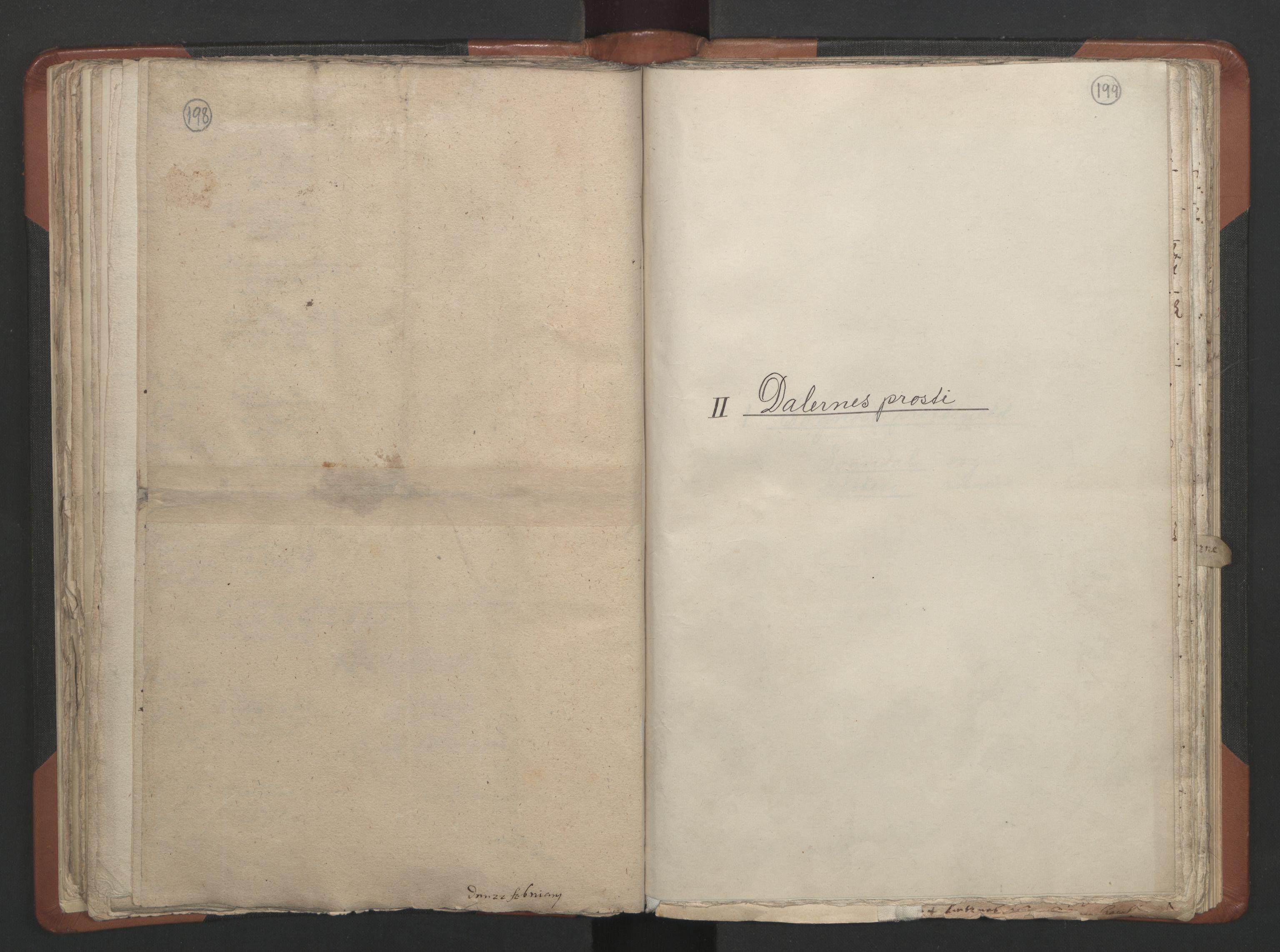 RA, Sogneprestenes manntall 1664-1666, nr. 17: Jæren prosti og Dalane prosti, 1664-1666, s. 198-199
