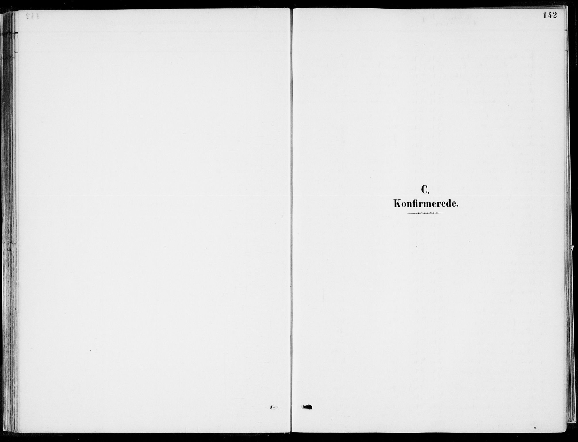 SAB, Kvinnherad Sokneprestembete, H/Haa: Ministerialbok nr. B  1, 1887-1921, s. 142