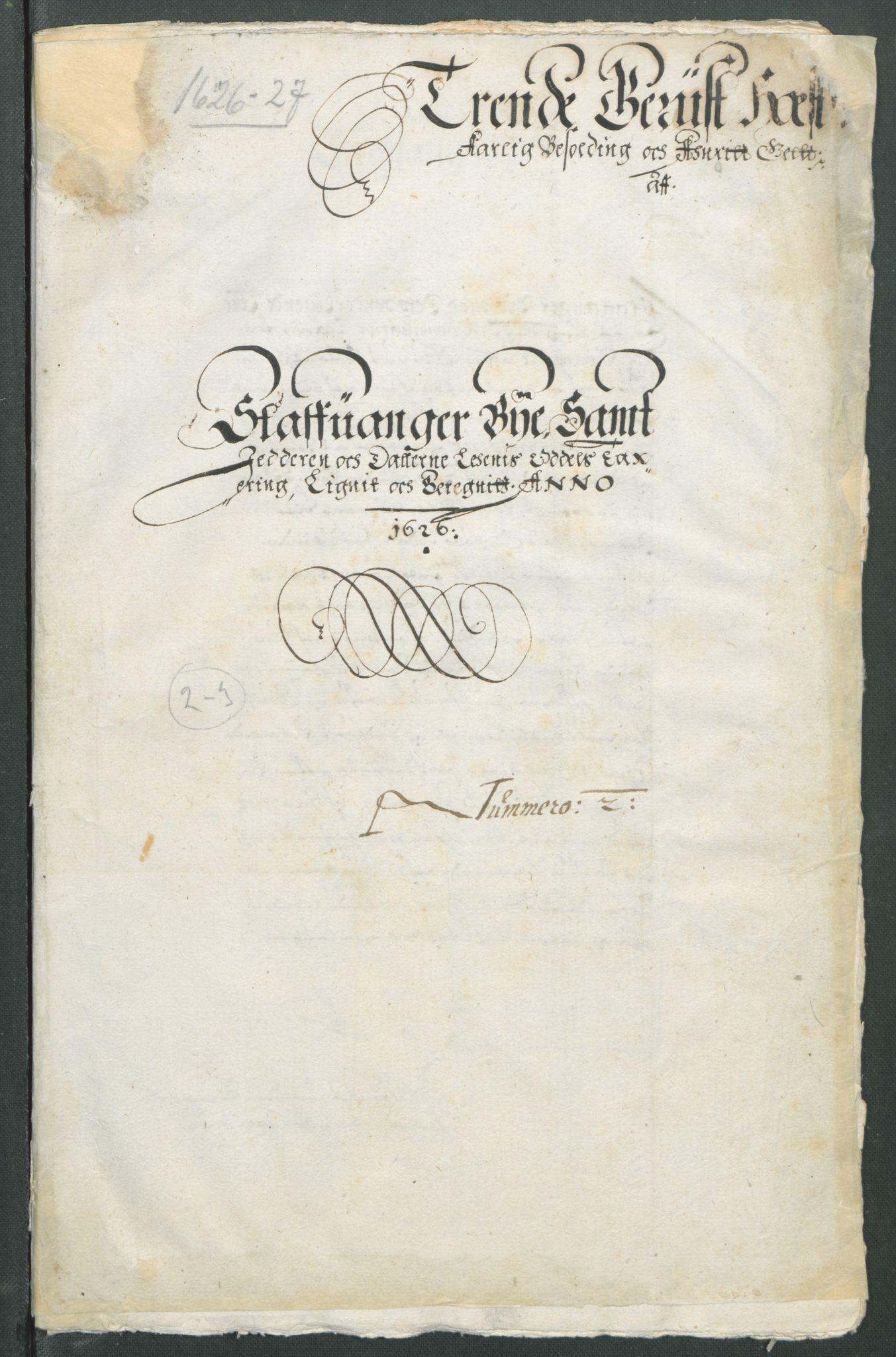 RA, Stattholderembetet 1572-1771, Ek/L0010: Jordebøker til utlikning av rosstjeneste 1624-1626:, 1624-1626, s. 95