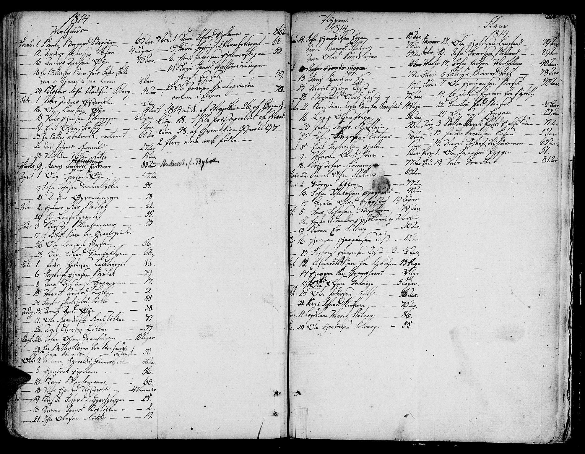 SAT, Ministerialprotokoller, klokkerbøker og fødselsregistre - Sør-Trøndelag, 691/L1061: Ministerialbok nr. 691A02 /1, 1768-1815, s. 226