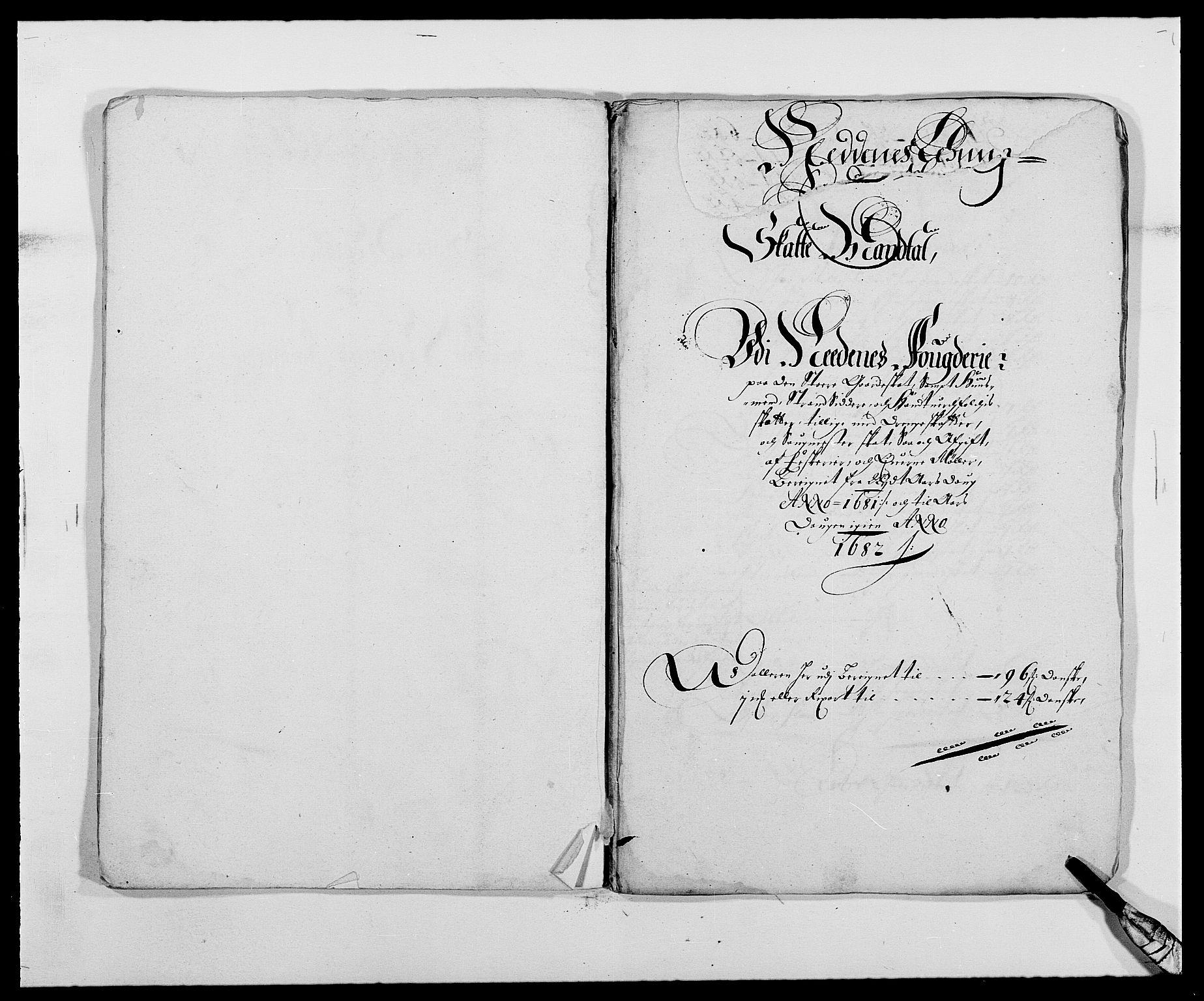 RA, Rentekammeret inntil 1814, Reviderte regnskaper, Fogderegnskap, R39/L2304: Fogderegnskap Nedenes, 1680-1682, s. 210