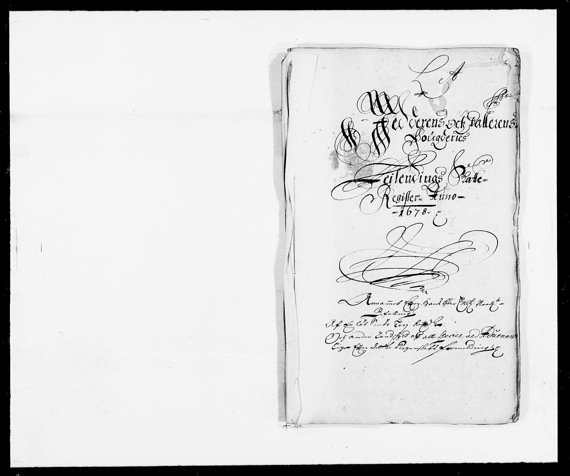 RA, Rentekammeret inntil 1814, Reviderte regnskaper, Fogderegnskap, R46/L2718: Fogderegnskap Jæren og Dalane, 1678, s. 17
