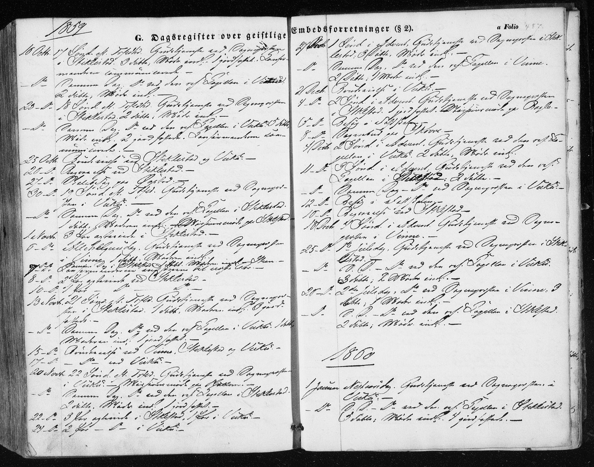 SAT, Ministerialprotokoller, klokkerbøker og fødselsregistre - Nord-Trøndelag, 723/L0240: Ministerialbok nr. 723A09, 1852-1860, s. 487