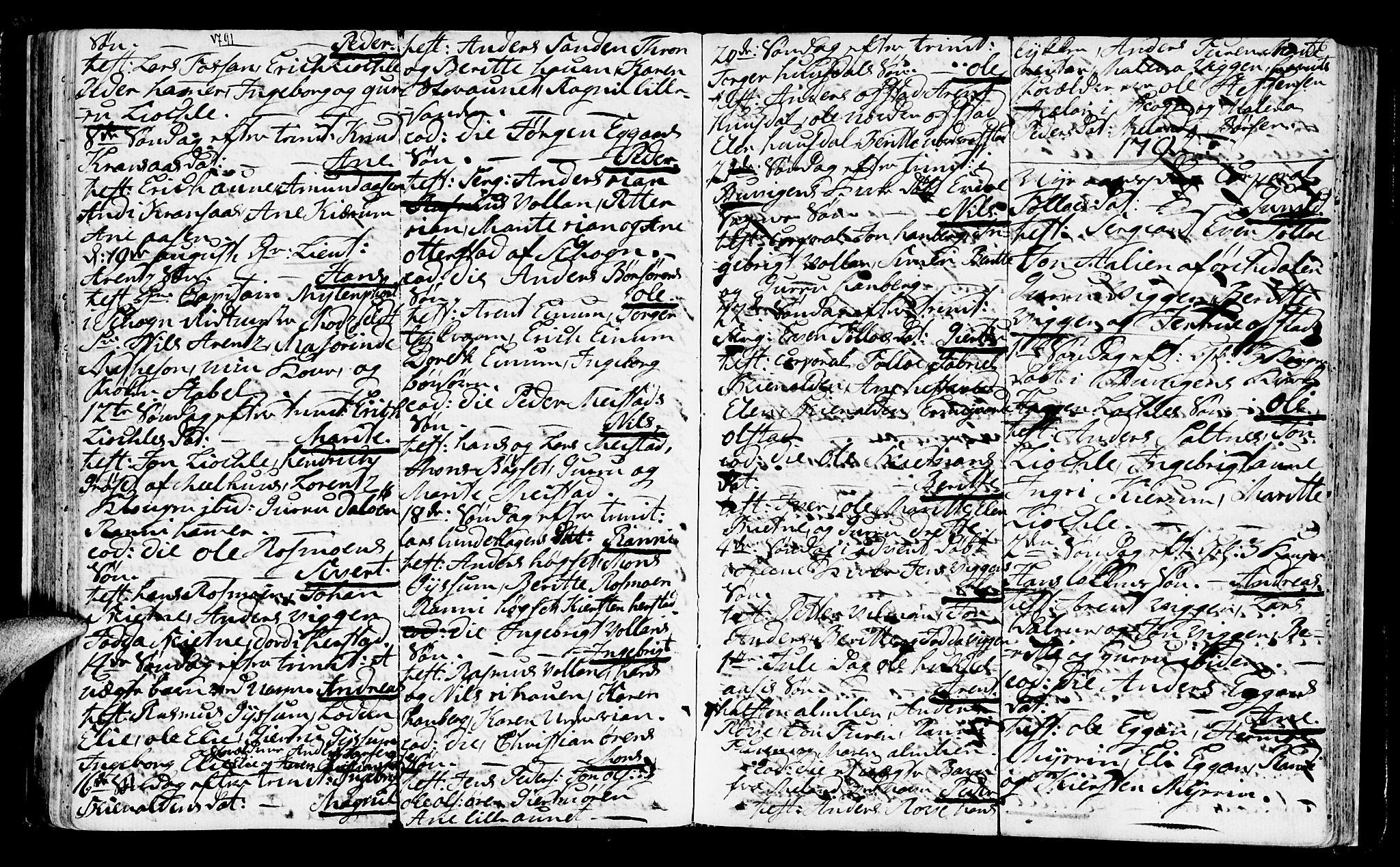 SAT, Ministerialprotokoller, klokkerbøker og fødselsregistre - Sør-Trøndelag, 665/L0768: Ministerialbok nr. 665A03, 1754-1803, s. 96
