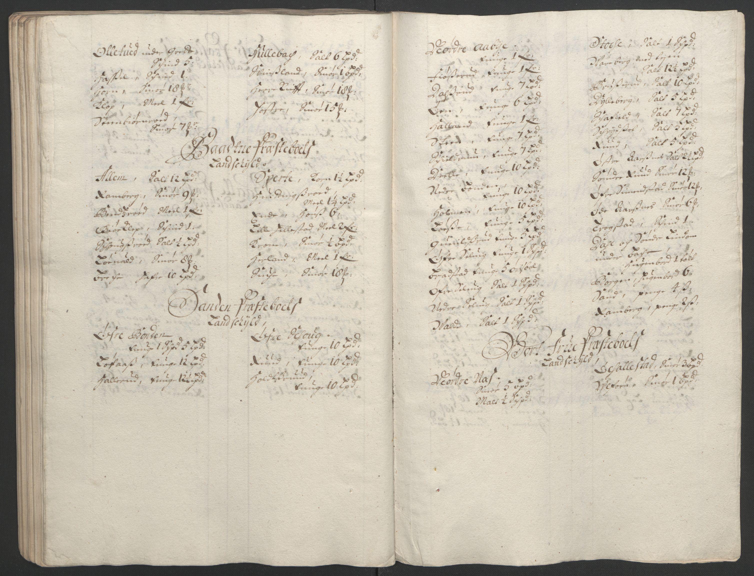 RA, Rentekammeret inntil 1814, Reviderte regnskaper, Fogderegnskap, R32/L1864: Fogderegnskap Jarlsberg grevskap, 1691, s. 329
