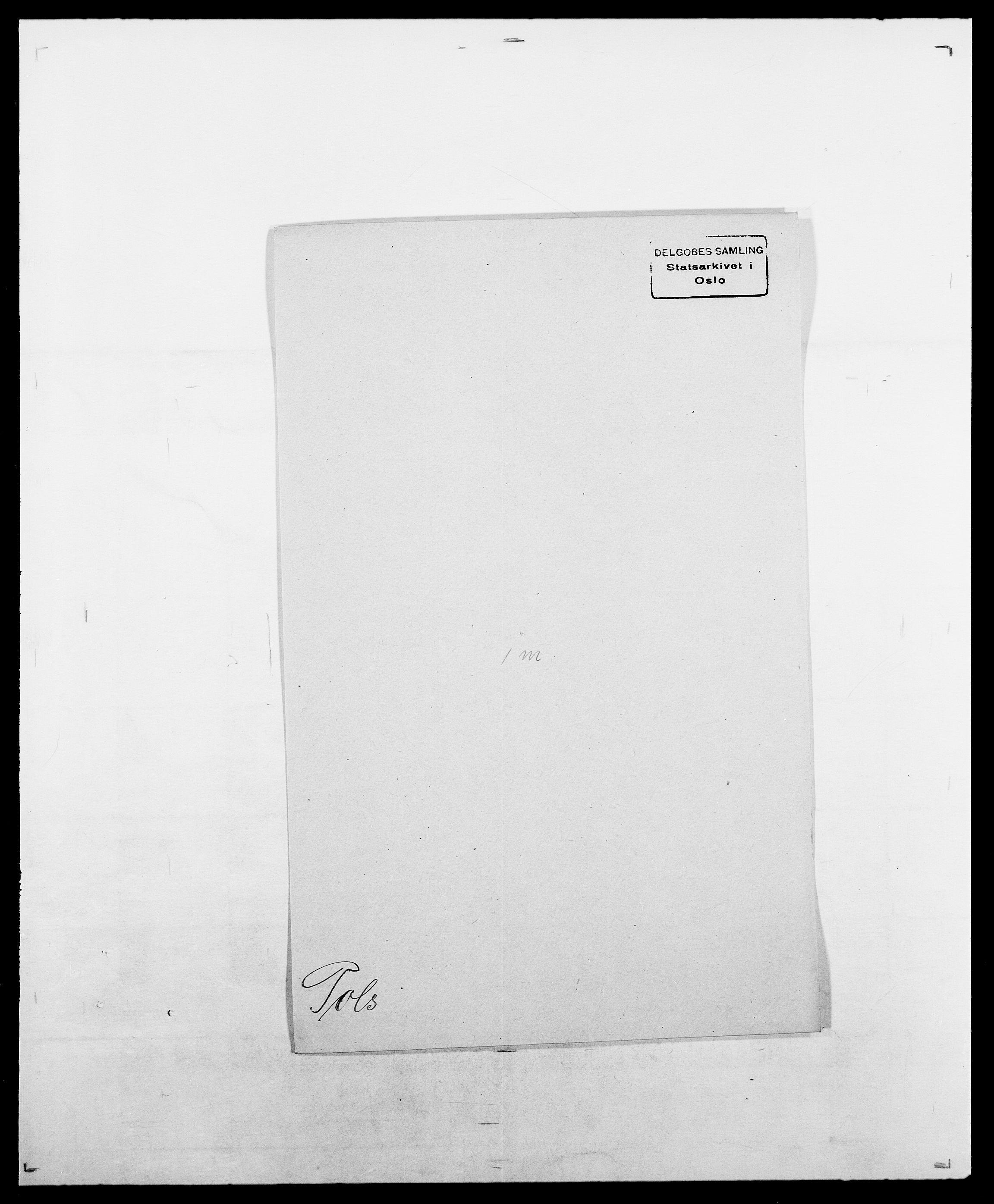 SAO, Delgobe, Charles Antoine - samling, D/Da/L0031: de Place - Raaum, s. 197