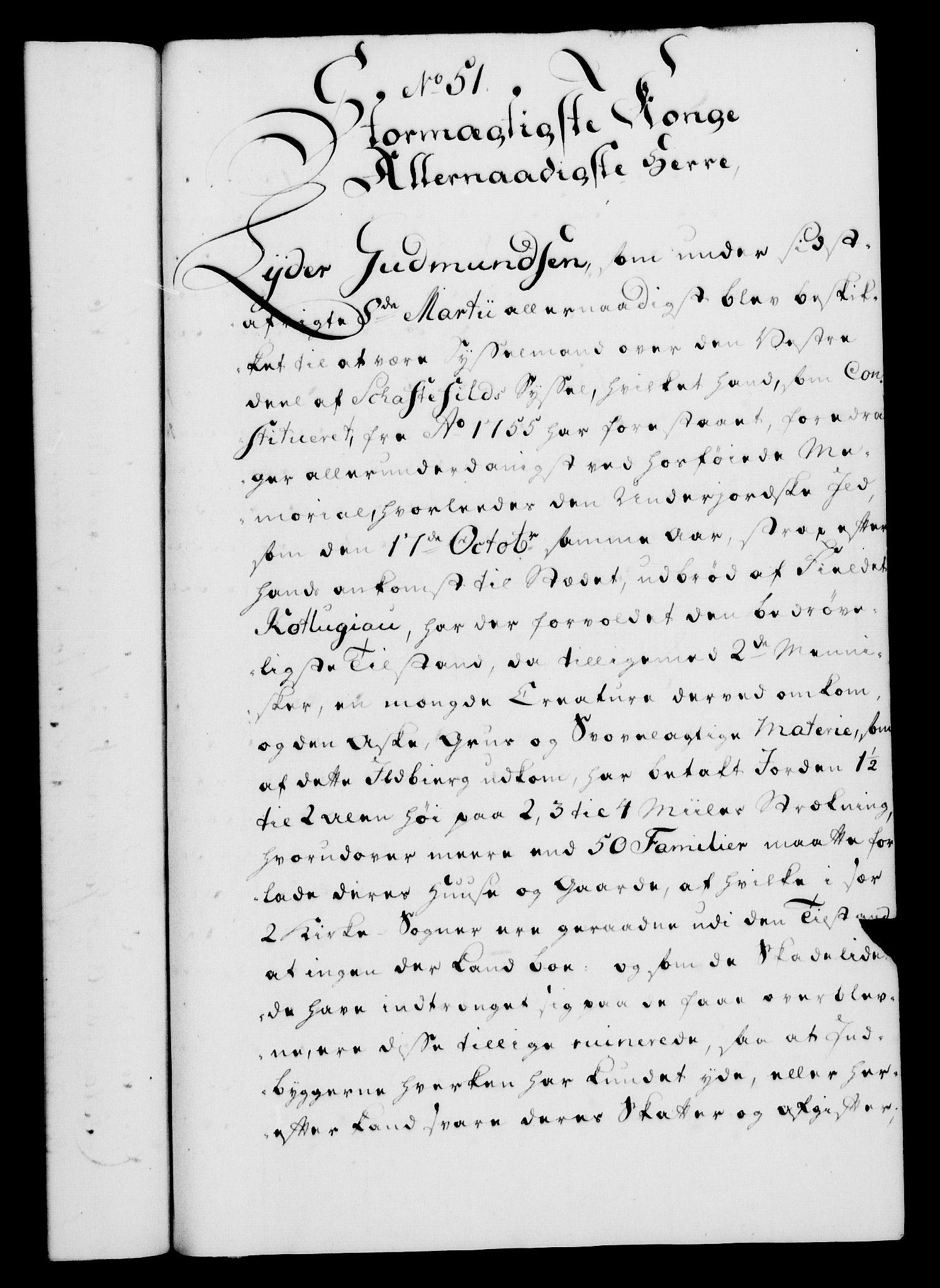RA, Rentekammeret, Kammerkanselliet, G/Gf/Gfa/L0039: Norsk relasjons- og resolusjonsprotokoll (merket RK 52.39), 1757, s. 281