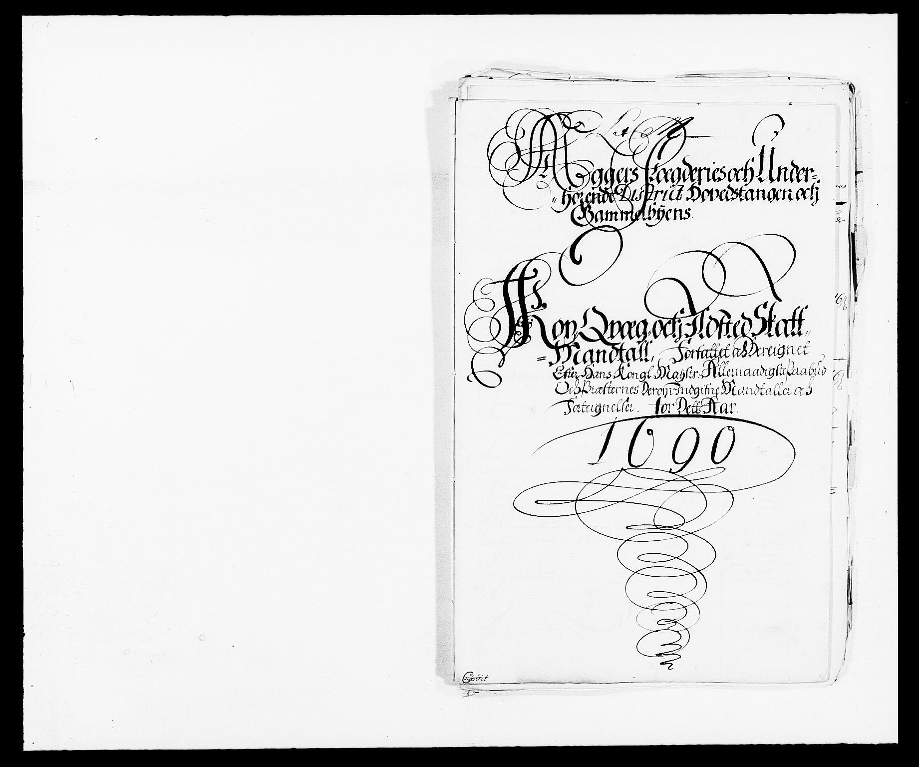 RA, Rentekammeret inntil 1814, Reviderte regnskaper, Fogderegnskap, R08/L0423: Fogderegnskap Aker, 1687-1689, s. 238