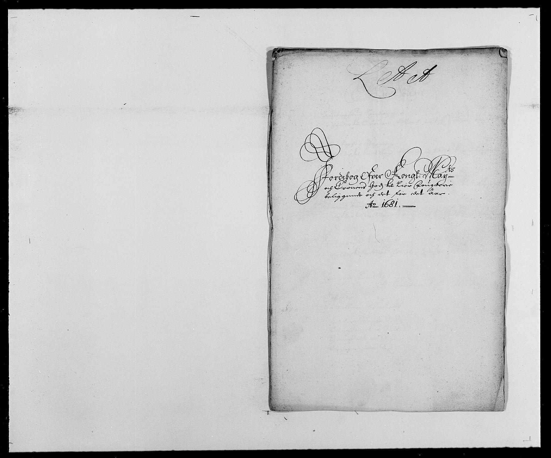 RA, Rentekammeret inntil 1814, Reviderte regnskaper, Fogderegnskap, R27/L1686: Fogderegnskap Lier, 1678-1686, s. 297