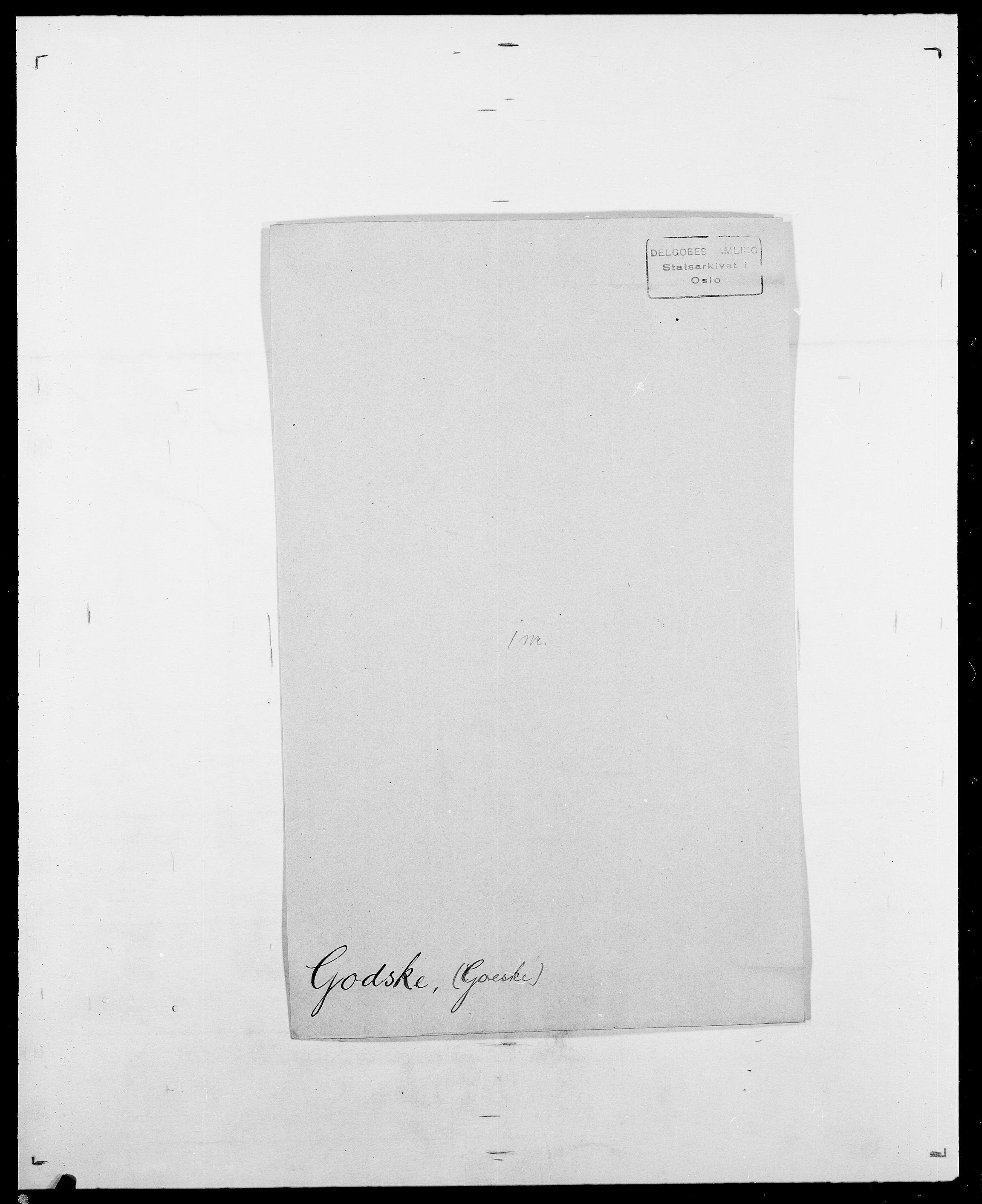 SAO, Delgobe, Charles Antoine - samling, D/Da/L0014: Giebdhausen - Grip, s. 363