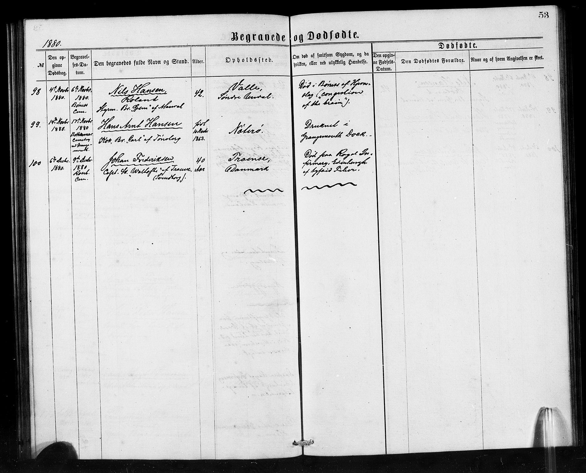 SAB, Den Norske Sjømannsmisjon i utlandet*, Ministerialbok nr. A 1, 1865-1880, s. 53