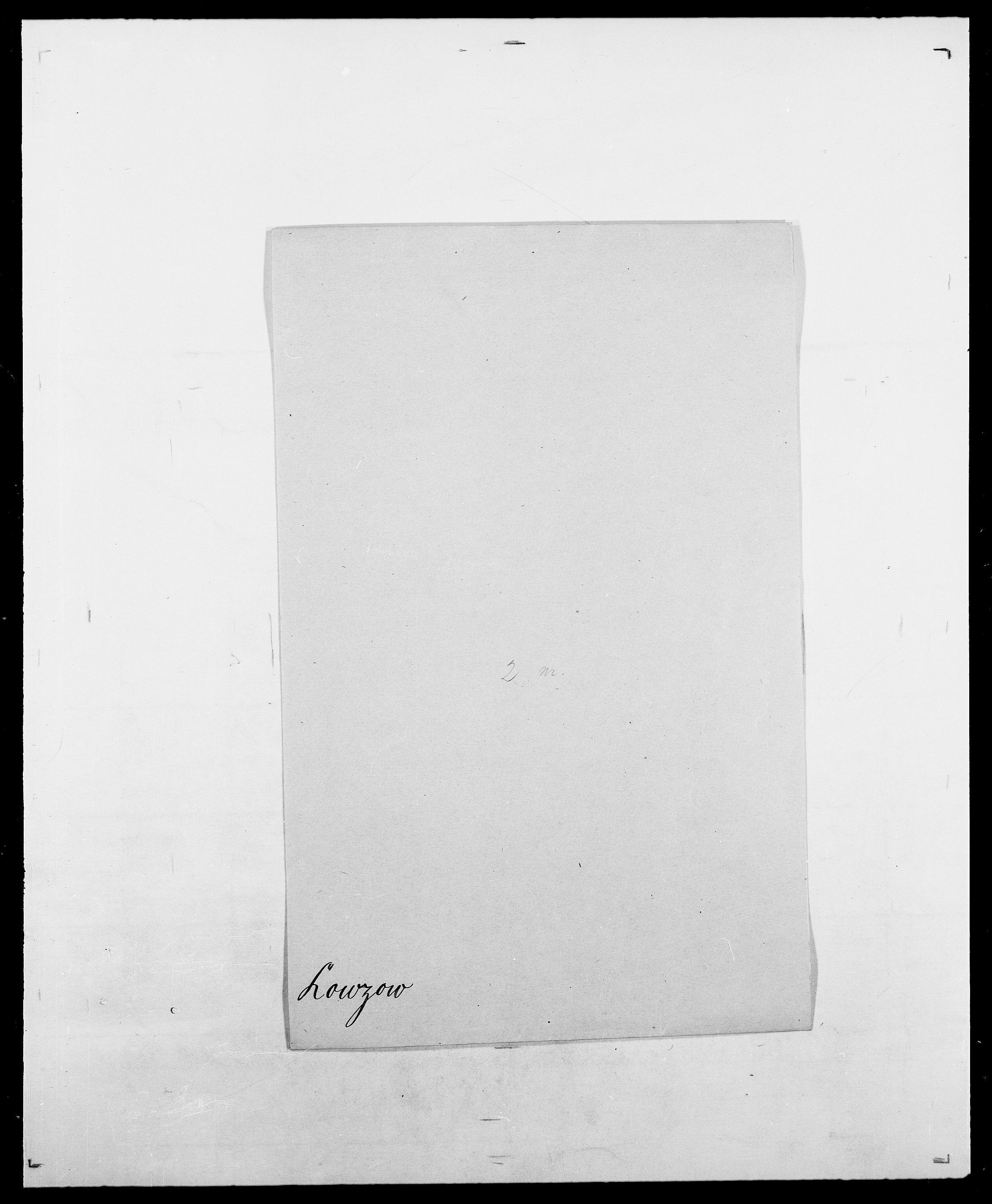 SAO, Delgobe, Charles Antoine - samling, D/Da/L0024: Lobech - Lærum, s. 356