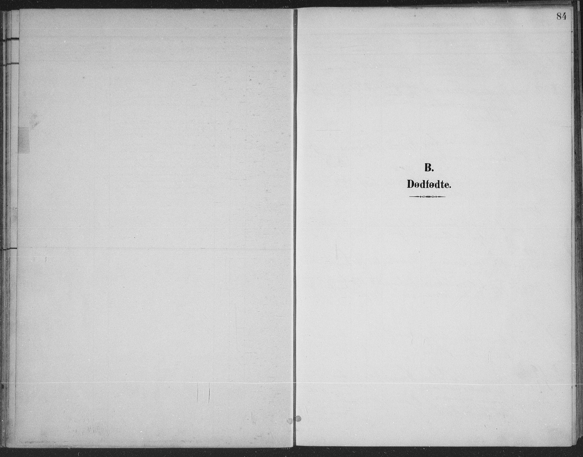 SAH, Østre Gausdal prestekontor, Ministerialbok nr. 4, 1898-1914, s. 84