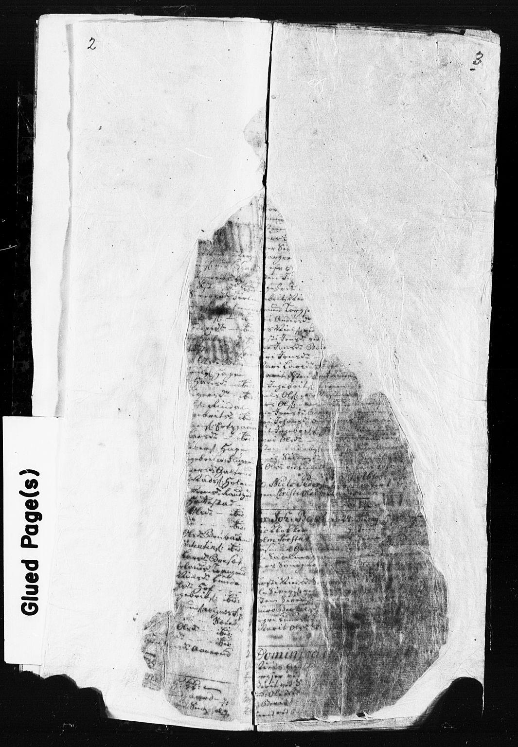 SAH, Fåberg prestekontor, Klokkerbok nr. 3, 1768-1796, s. 2-3