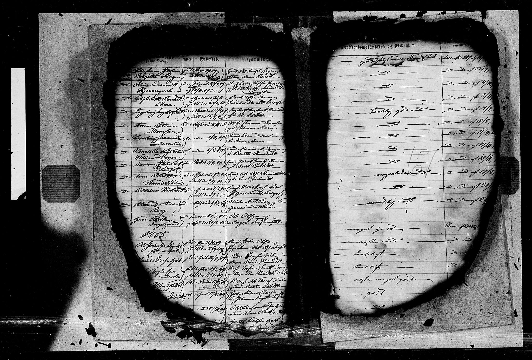 SAT, Ministerialprotokoller, klokkerbøker og fødselsregistre - Møre og Romsdal, 572/L0846: Ministerialbok nr. 572A09, 1855-1865, s. 67
