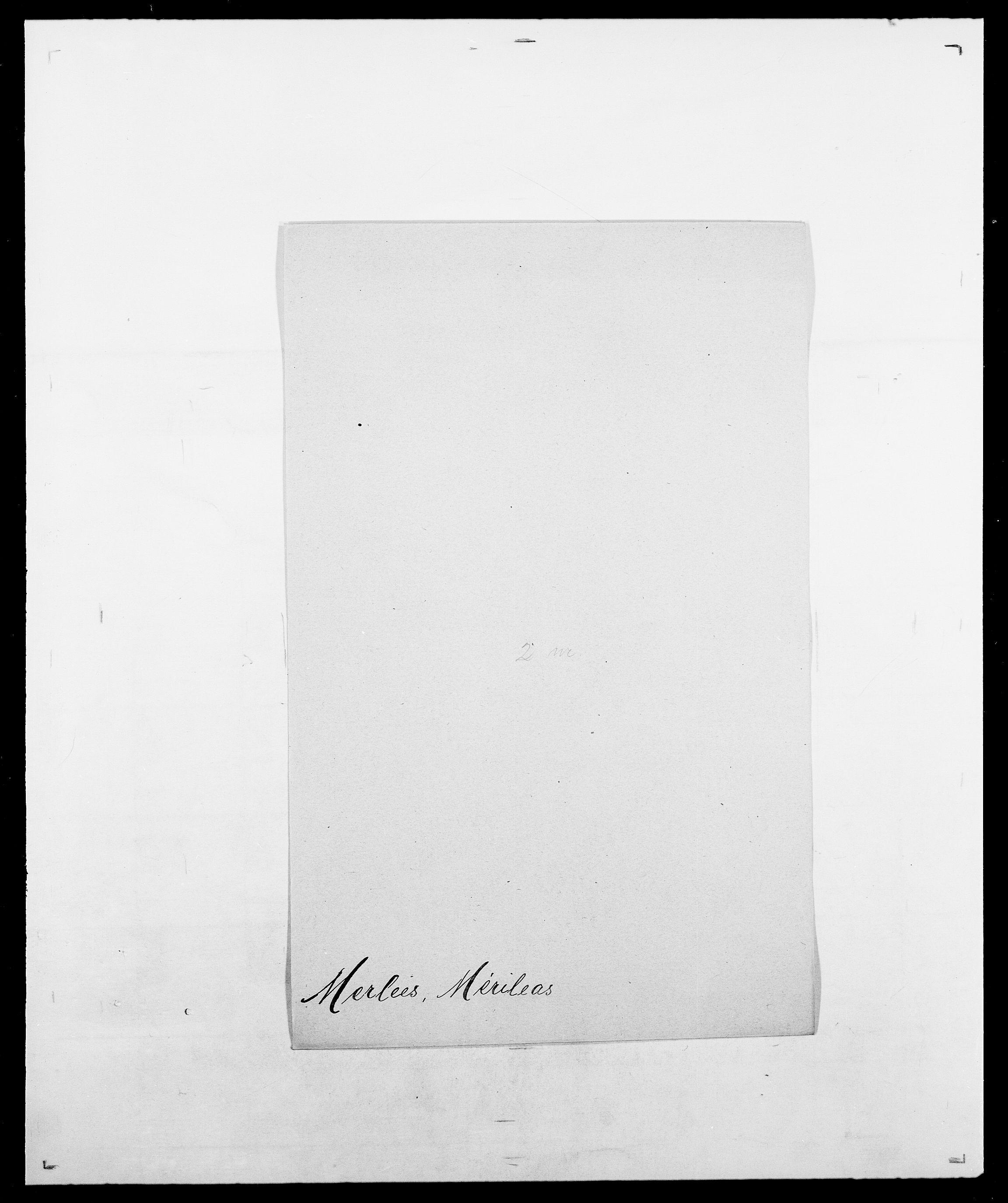 SAO, Delgobe, Charles Antoine - samling, D/Da/L0026: Mechelby - Montoppidan, s. 324