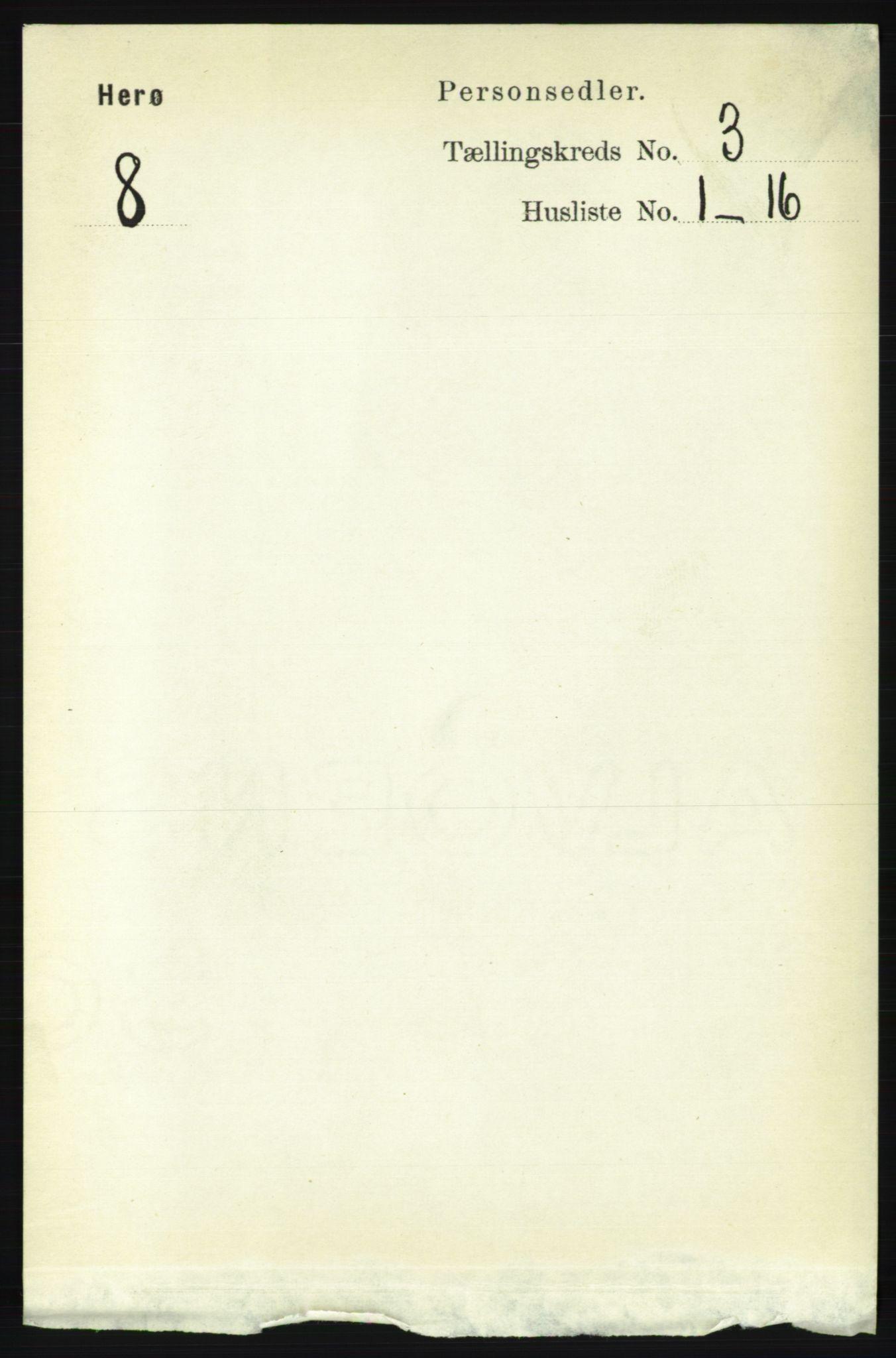 RA, Folketelling 1891 for 1818 Herøy herred, 1891, s. 618