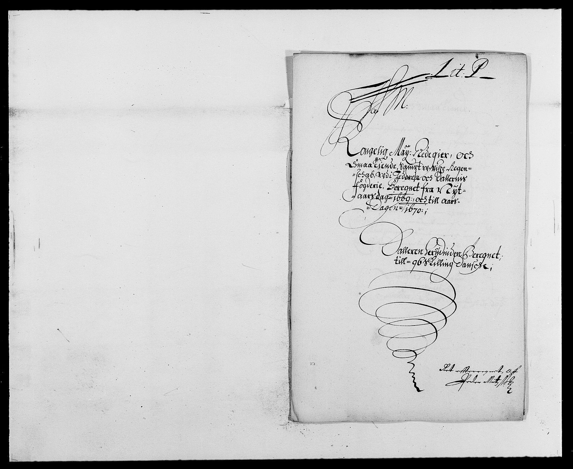 RA, Rentekammeret inntil 1814, Reviderte regnskaper, Fogderegnskap, R46/L2711: Fogderegnskap Jæren og Dalane, 1668-1670, s. 353