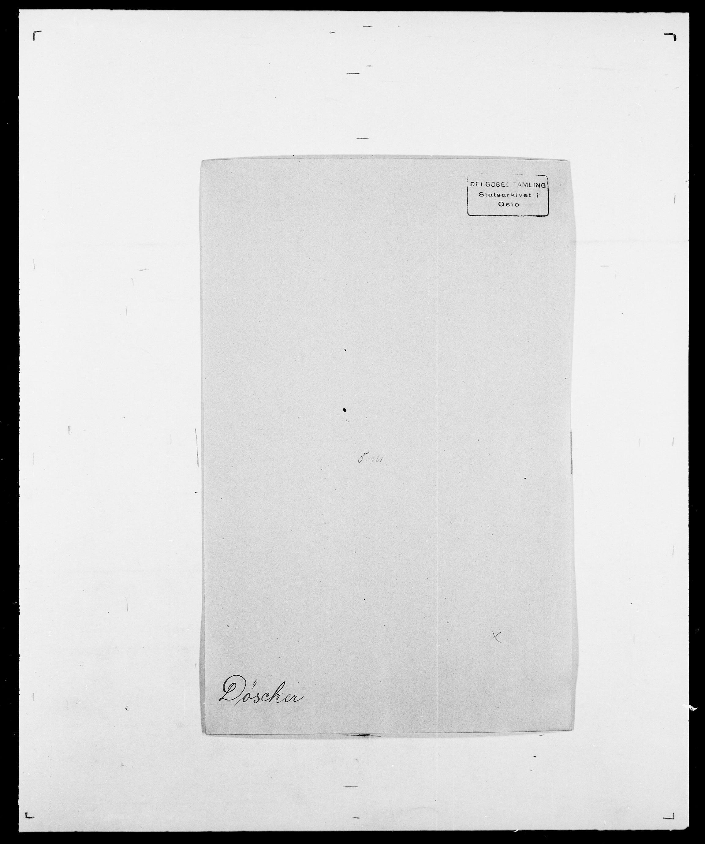 SAO, Delgobe, Charles Antoine - samling, D/Da/L0010: Dürendahl - Fagelund, s. 55