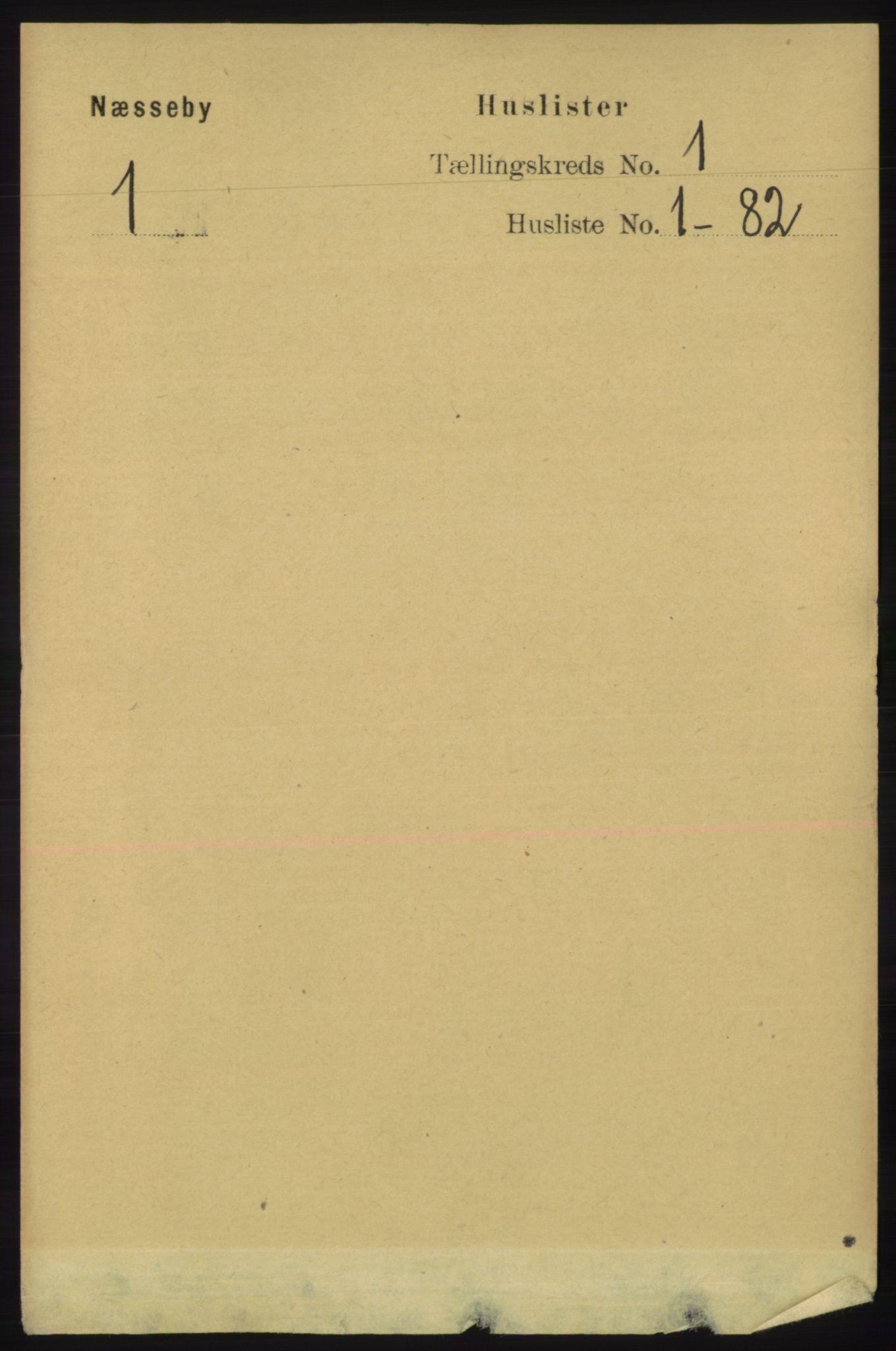RA, Folketelling 1891 for 2027 Nesseby herred, 1891, s. 15