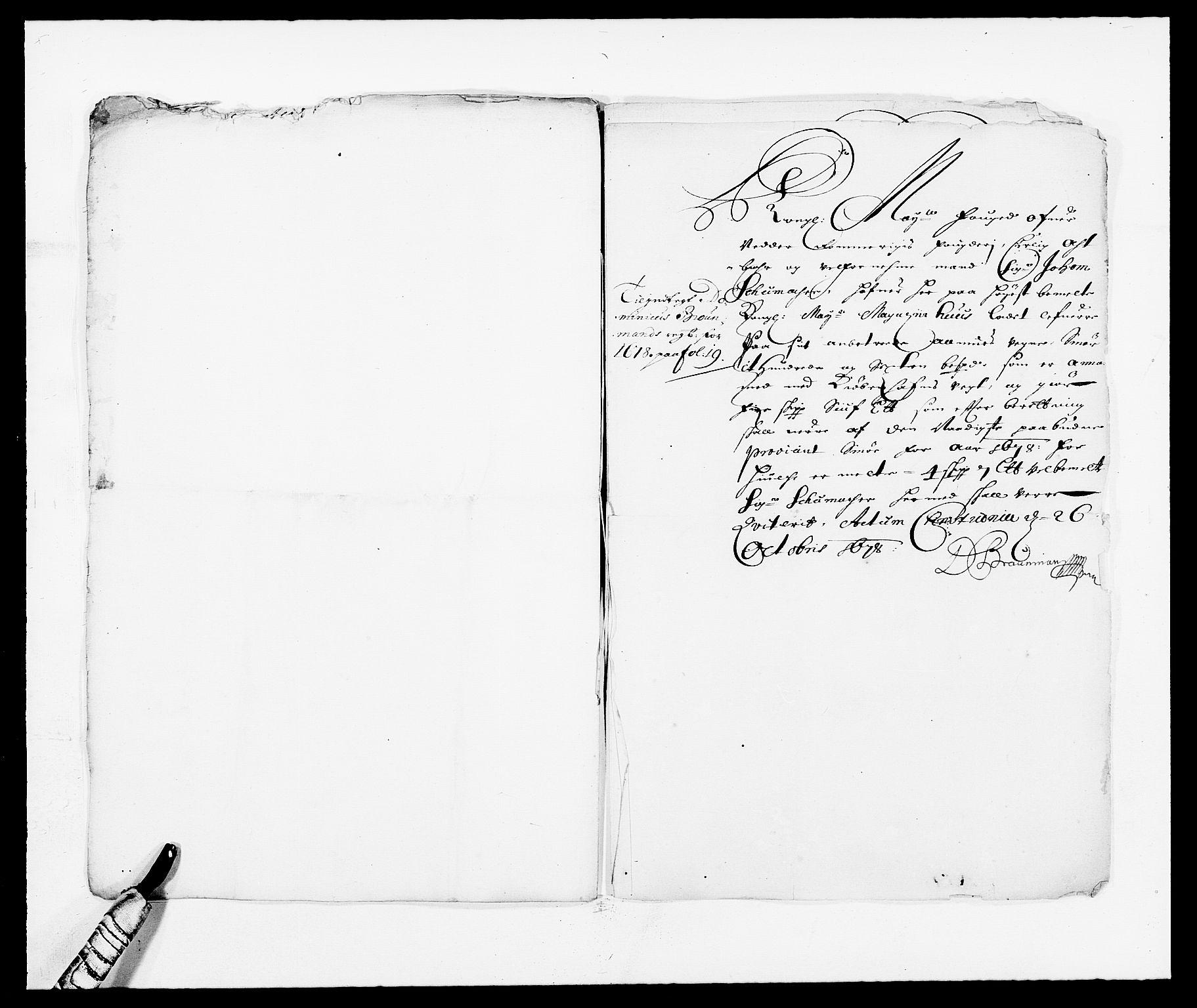 RA, Rentekammeret inntil 1814, Reviderte regnskaper, Fogderegnskap, R11/L0567: Fogderegnskap Nedre Romerike, 1678, s. 281